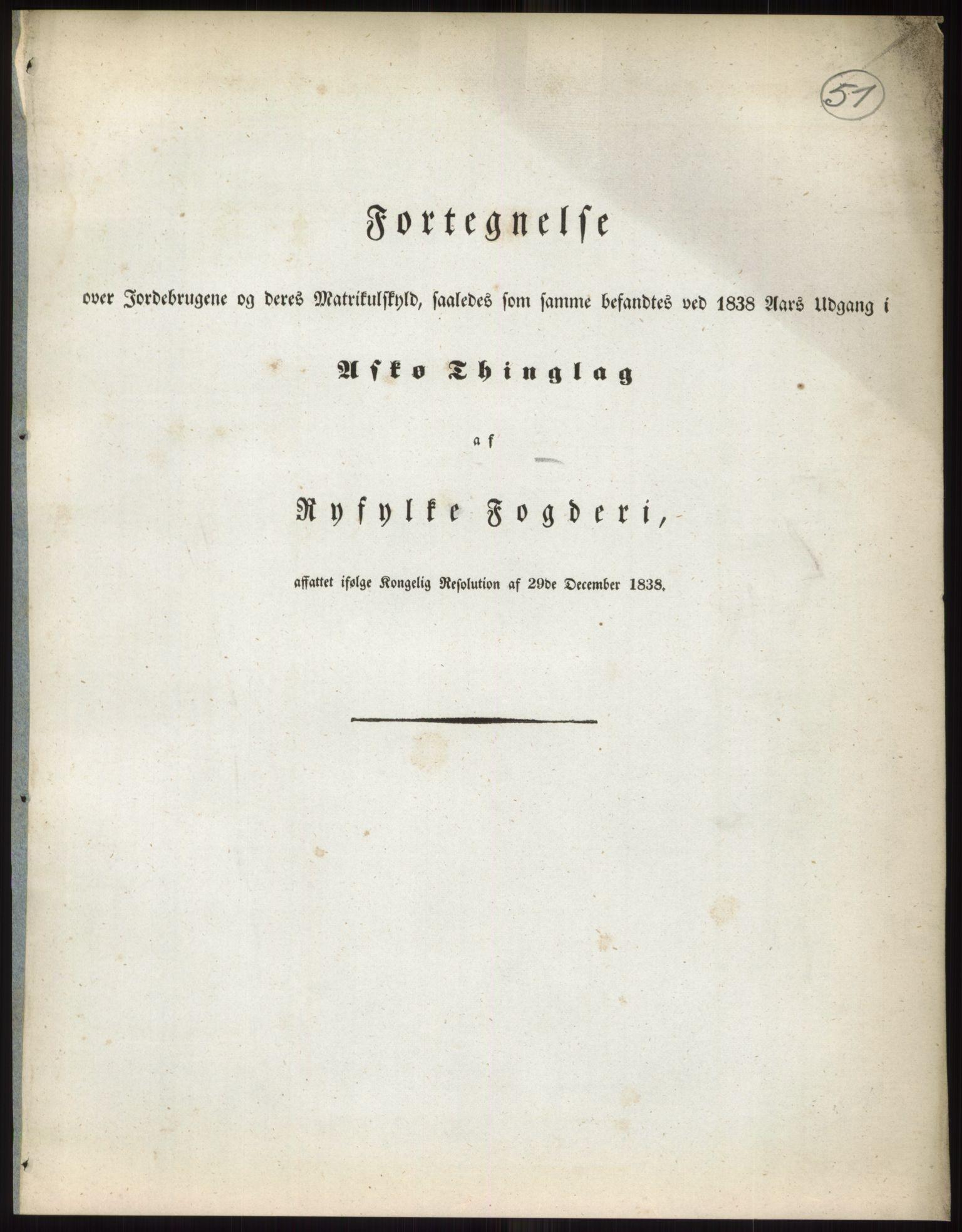 RA, 1838-matrikkelen (publikasjon)*, 1838, s. 51
