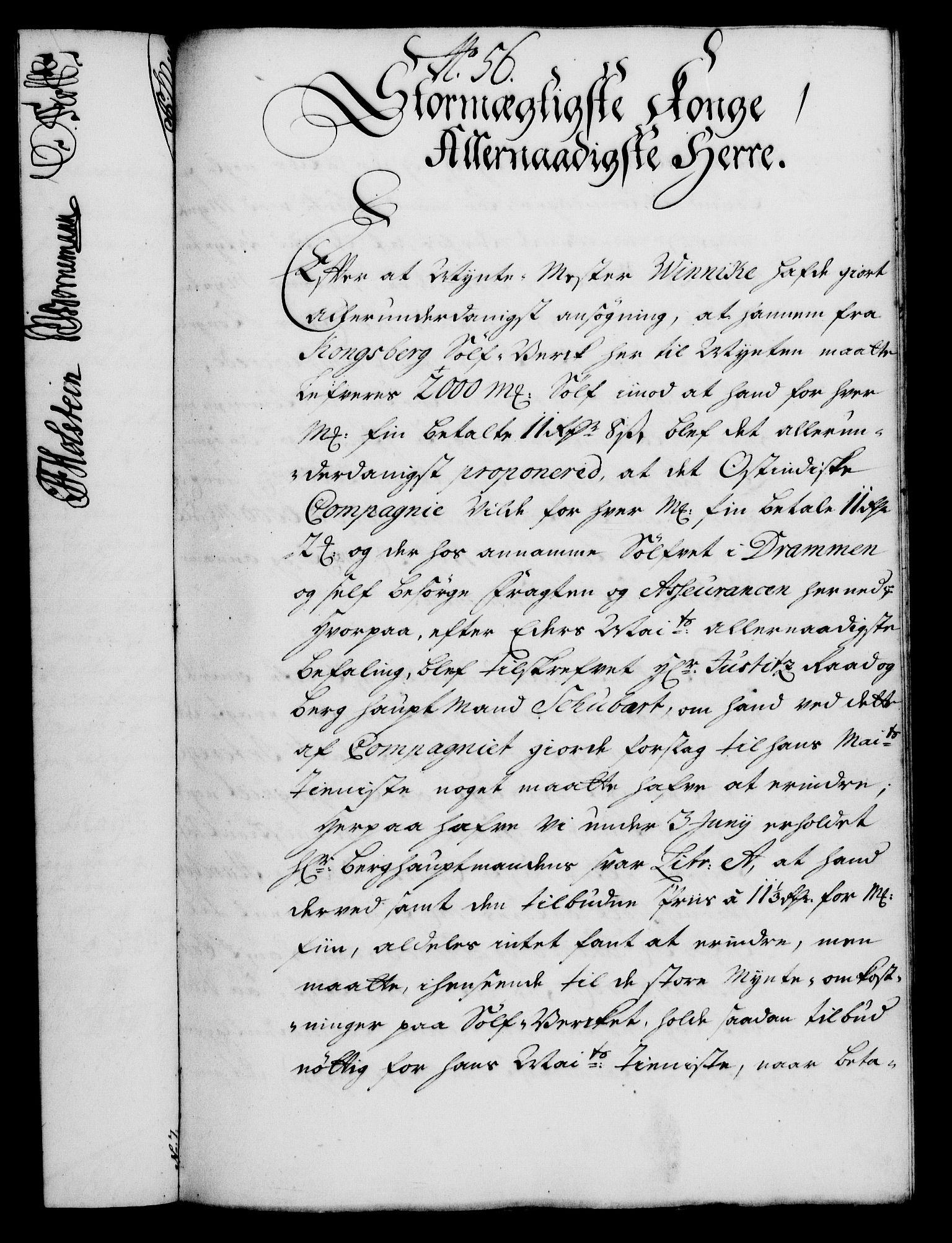 RA, Rentekammeret, Kammerkanselliet, G/Gf/Gfa/L0018: Norsk relasjons- og resolusjonsprotokoll (merket RK 52.18), 1735, s. 389