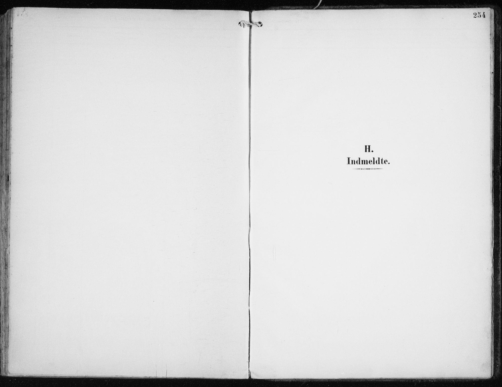 SATØ, Skjervøy sokneprestkontor, H/Ha/Haa/L0016kirke: Ministerialbok nr. 16, 1892-1908, s. 254