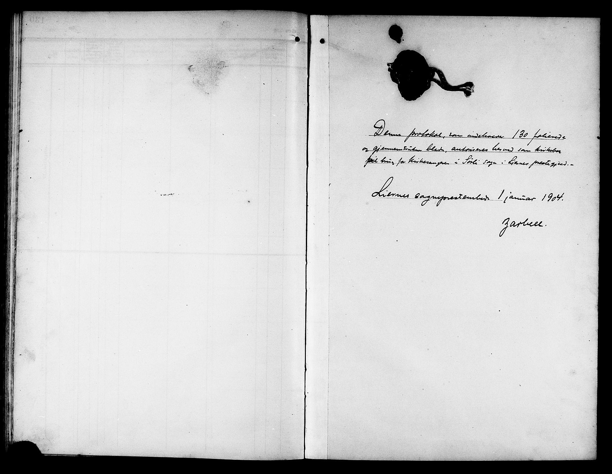 SAT, Ministerialprotokoller, klokkerbøker og fødselsregistre - Nord-Trøndelag, 757/L0506: Klokkerbok nr. 757C01, 1904-1922