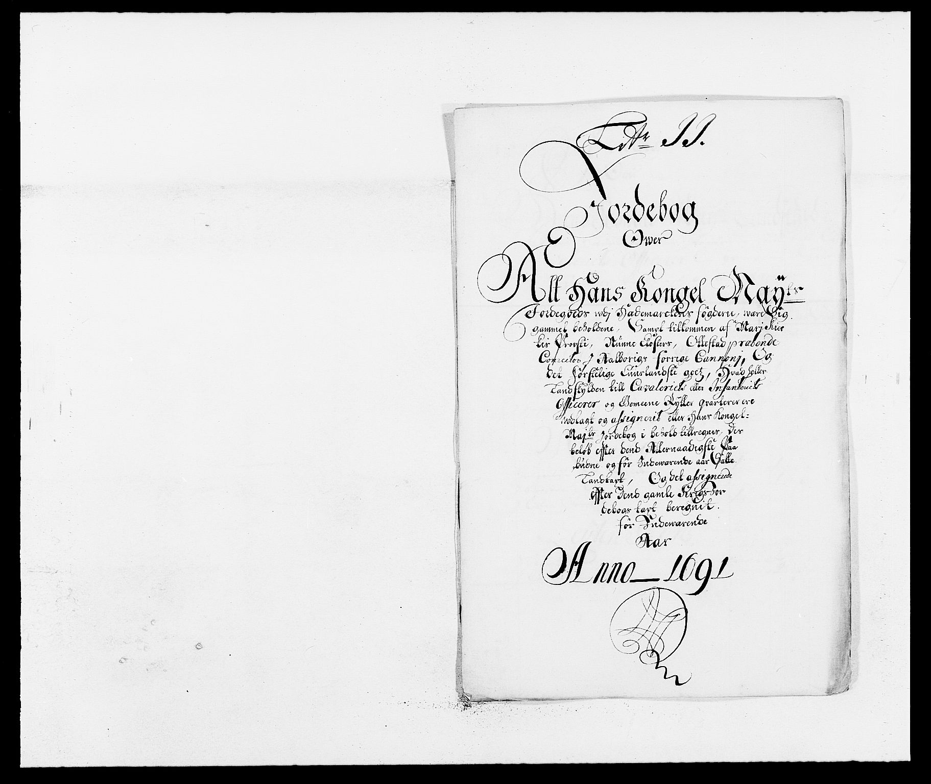 RA, Rentekammeret inntil 1814, Reviderte regnskaper, Fogderegnskap, R16/L1030: Fogderegnskap Hedmark, 1689-1691, s. 329