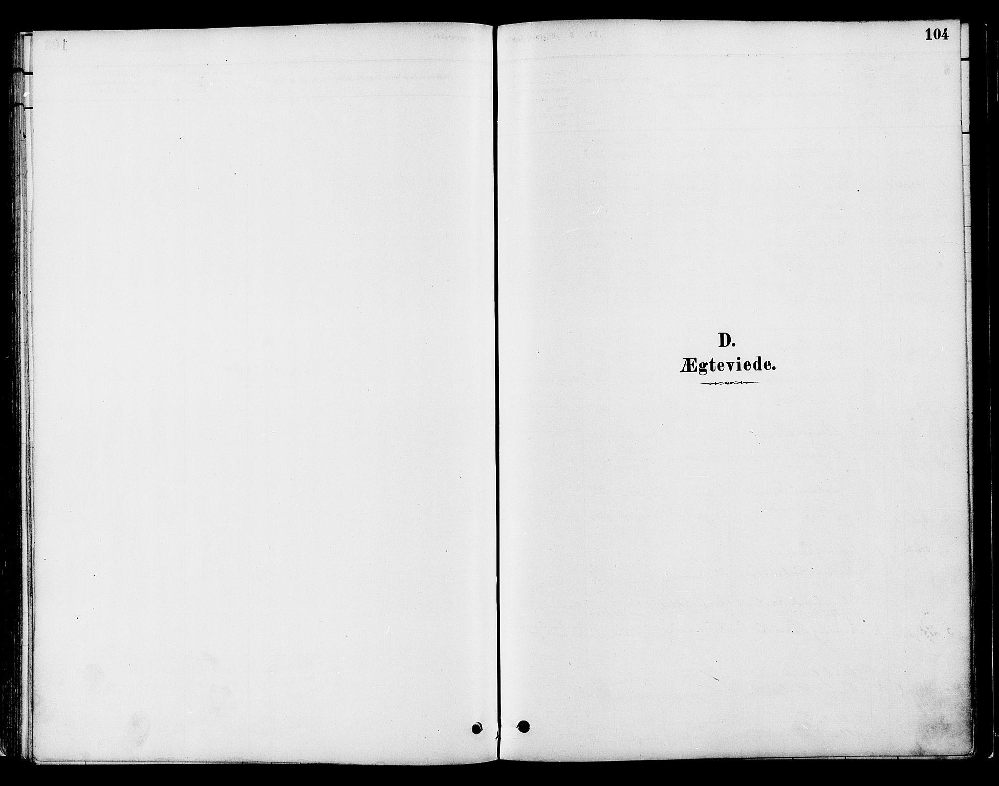 SAH, Gran prestekontor, Ministerialbok nr. 16, 1880-1888, s. 104
