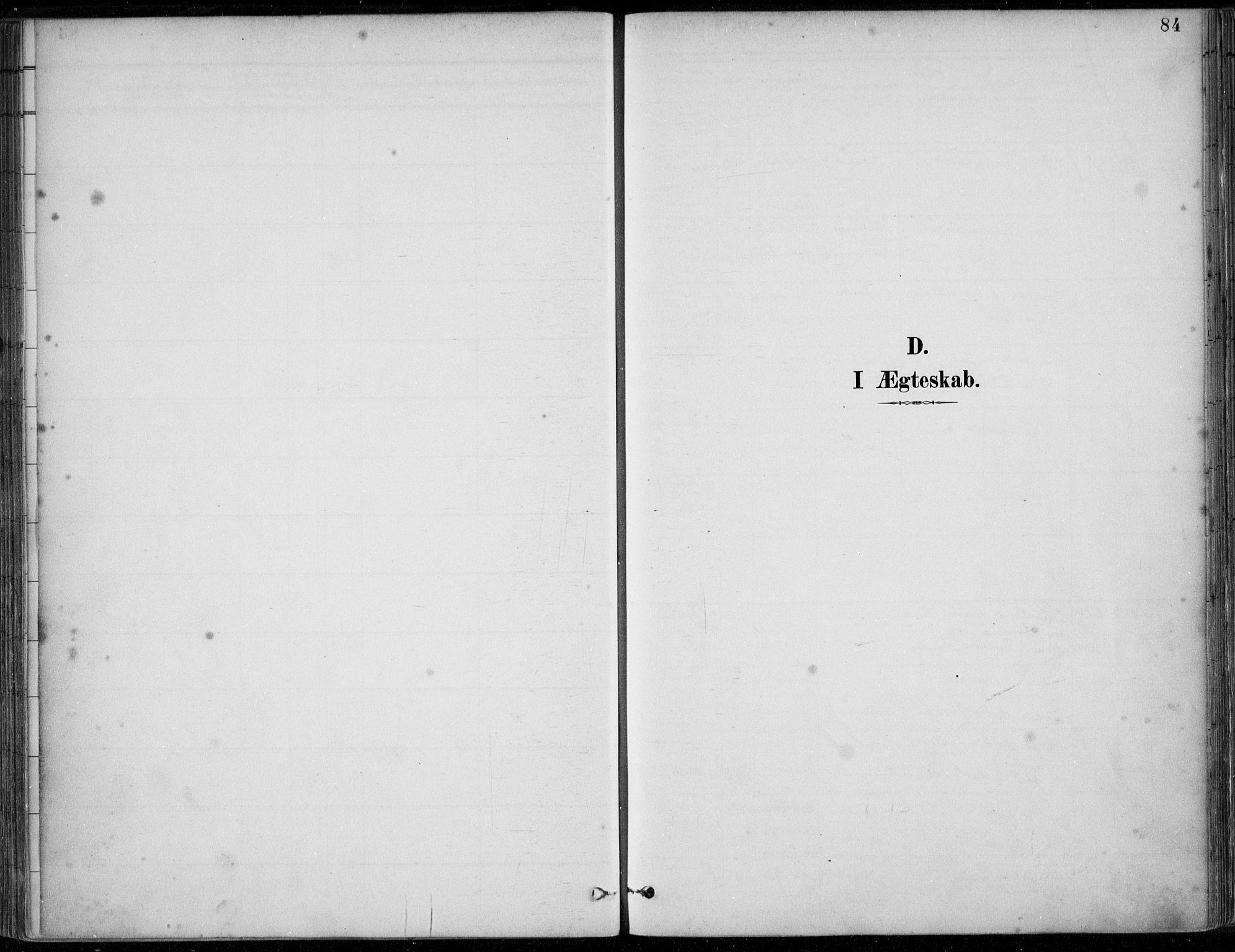 SAB, Årstad Sokneprestembete, H/Haa/L0006: Ministerialbok nr. B 1, 1886-1901, s. 84