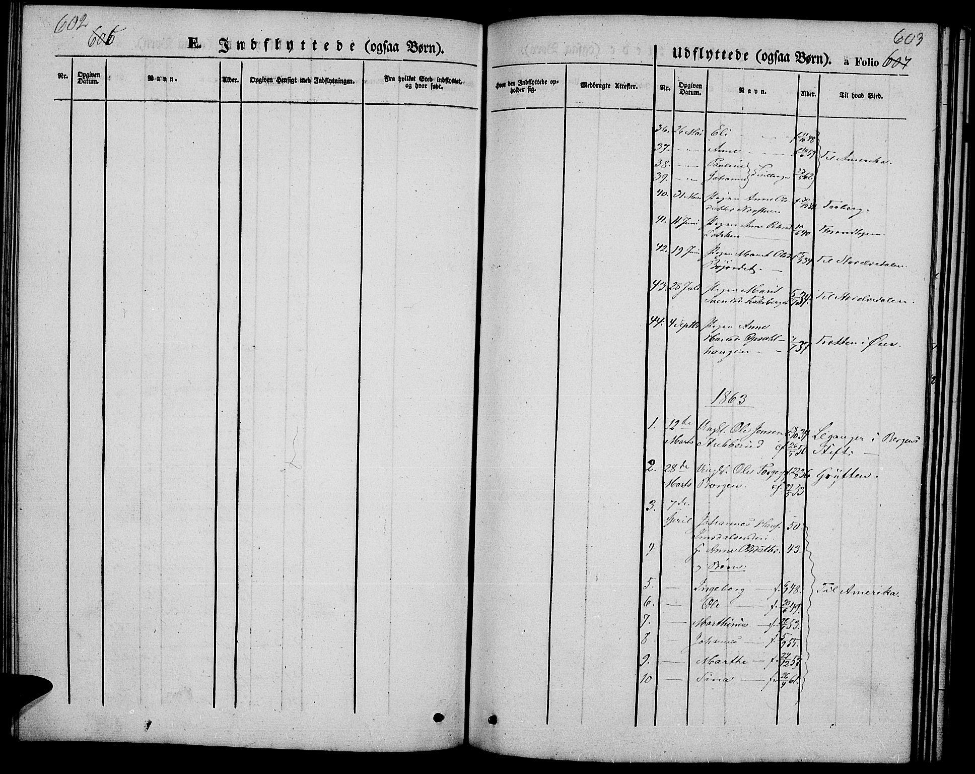 SAH, Ringebu prestekontor, Klokkerbok nr. 3, 1854-1866, s. 602-603