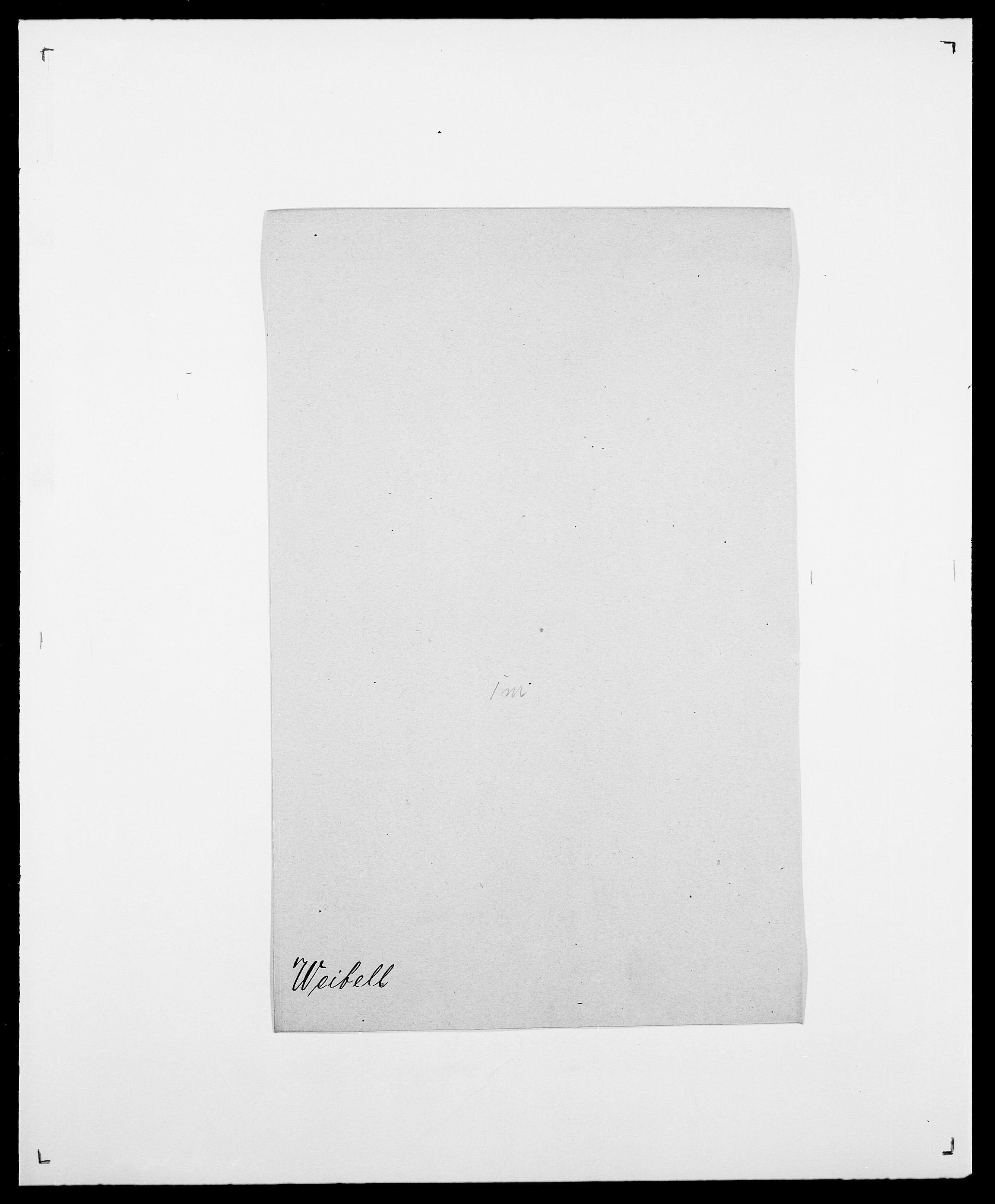 SAO, Delgobe, Charles Antoine - samling, D/Da/L0040: Usgaard - Velund, s. 525