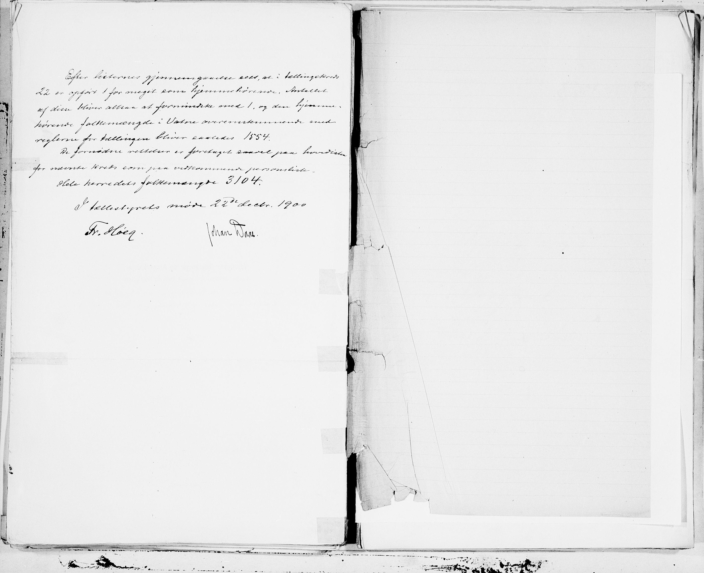 SAT, Folketelling 1900 for 1529 Skodje herred, 1900, s. 48