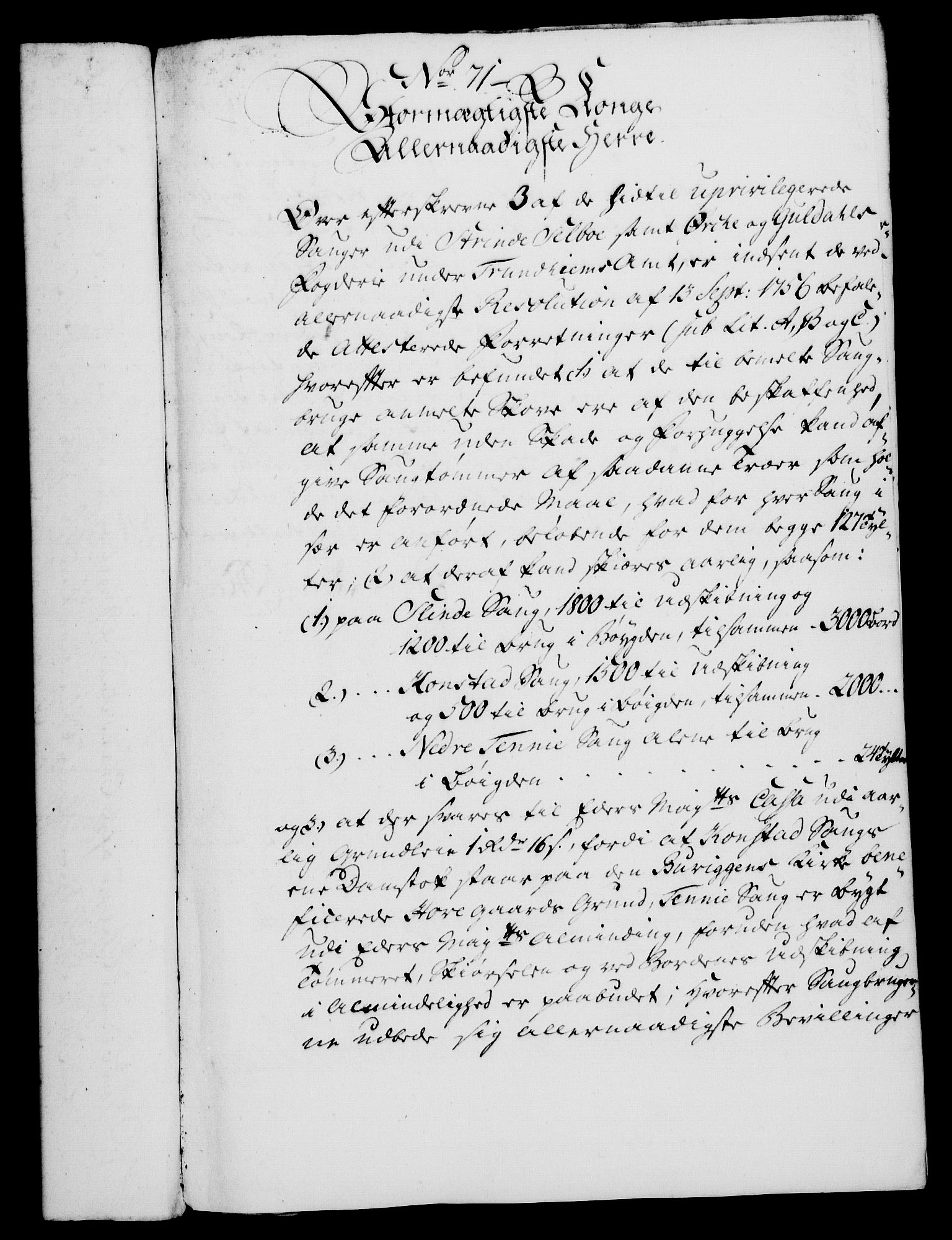 RA, Rentekammeret, Kammerkanselliet, G/Gf/Gfa/L0044: Norsk relasjons- og resolusjonsprotokoll (merket RK 52.44), 1762, s. 284
