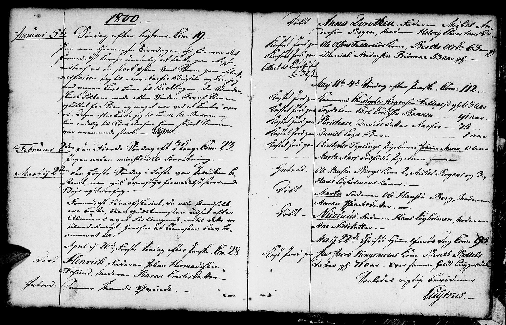 SAT, Ministerialprotokoller, klokkerbøker og fødselsregistre - Nord-Trøndelag, 783/L0659: Ministerialbok nr. 783A01, 1689-1814