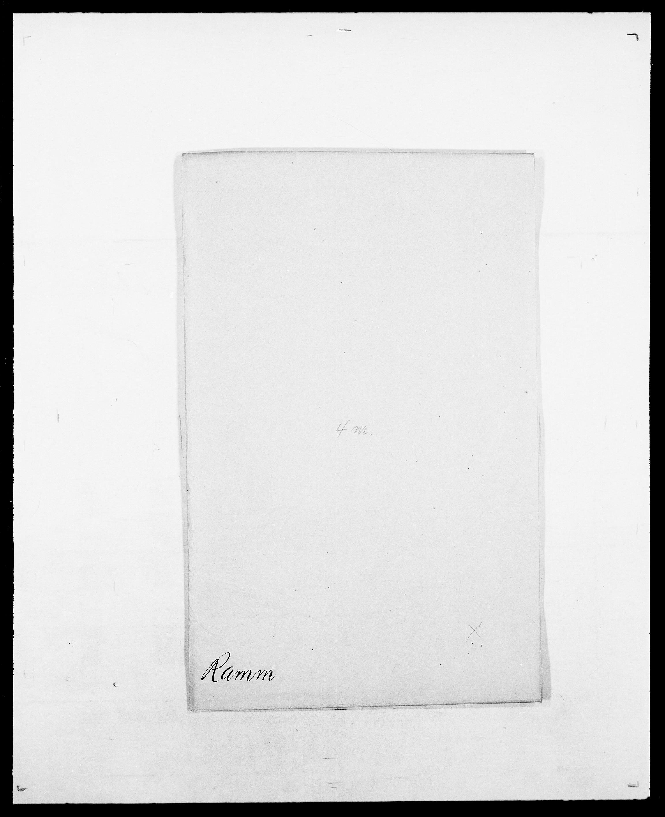 SAO, Delgobe, Charles Antoine - samling, D/Da/L0032: Rabakovsky - Rivertz, s. 69