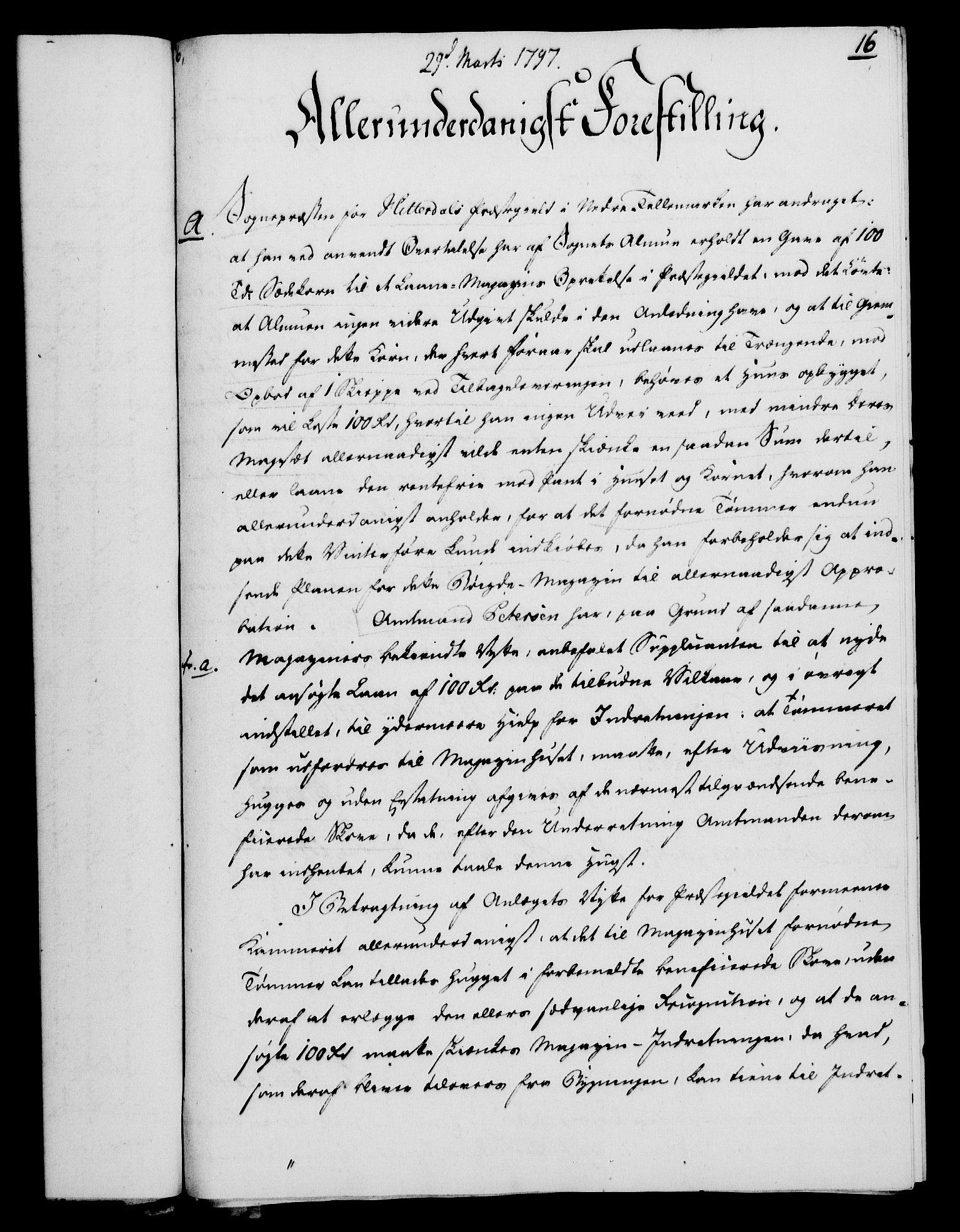 RA, Rentekammeret, Kammerkanselliet, G/Gf/Gfa/L0079: Norsk relasjons- og resolusjonsprotokoll (merket RK 52.79), 1797, s. 115