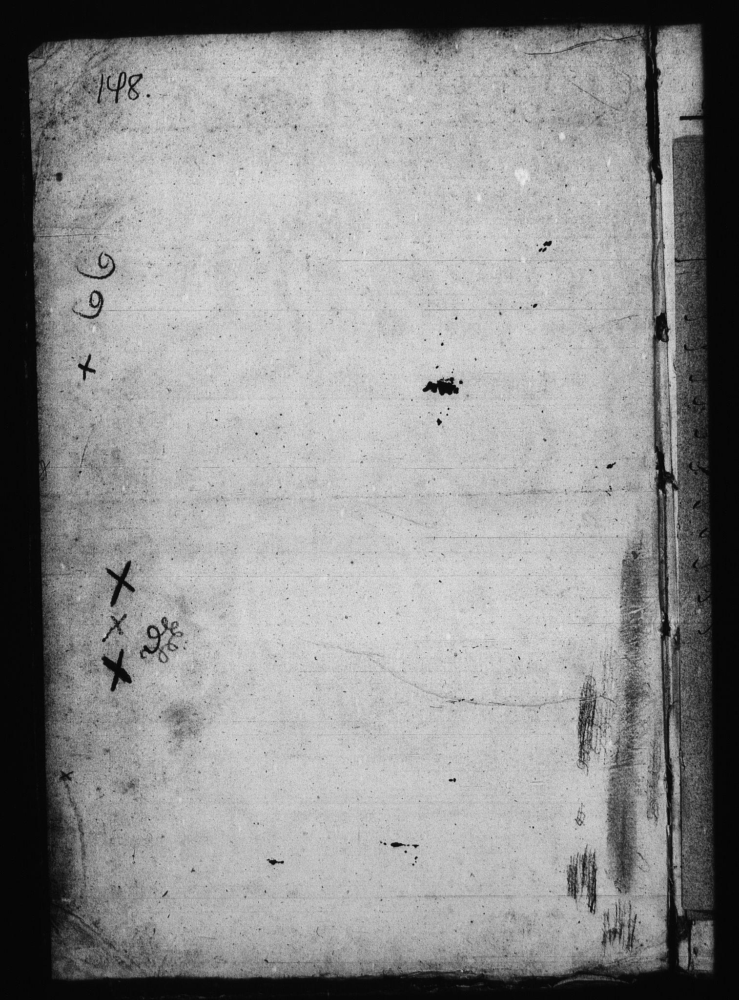 RA, Sjøetaten, F/L0149: Bragernes distrikt, bind 1, 1807