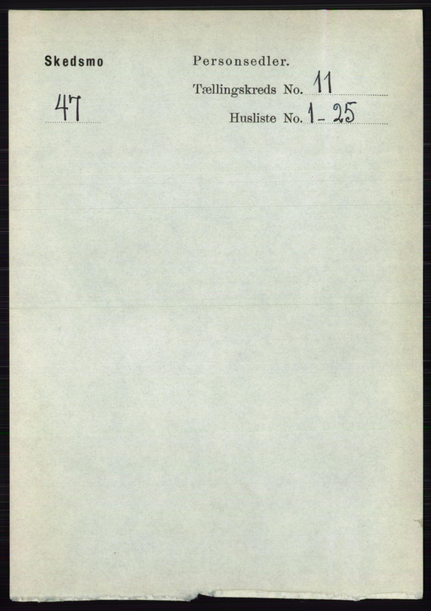 RA, Folketelling 1891 for 0231 Skedsmo herred, 1891, s. 6204