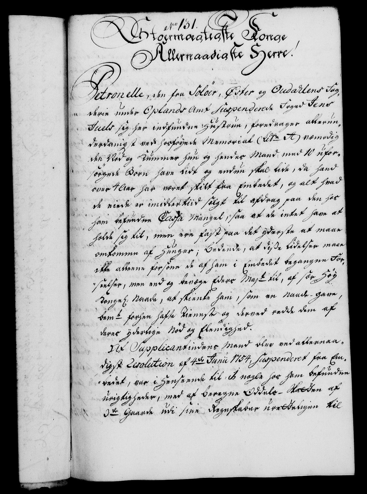 RA, Rentekammeret, Kammerkanselliet, G/Gf/Gfa/L0040: Norsk relasjons- og resolusjonsprotokoll (merket RK 52.40), 1758, s. 692