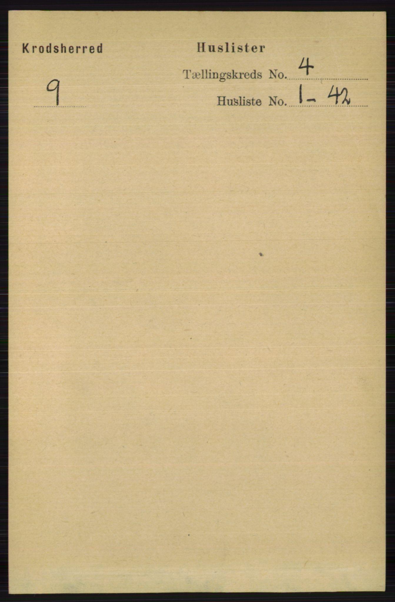 RA, Folketelling 1891 for 0621 Sigdal herred, 1891, s. 5951