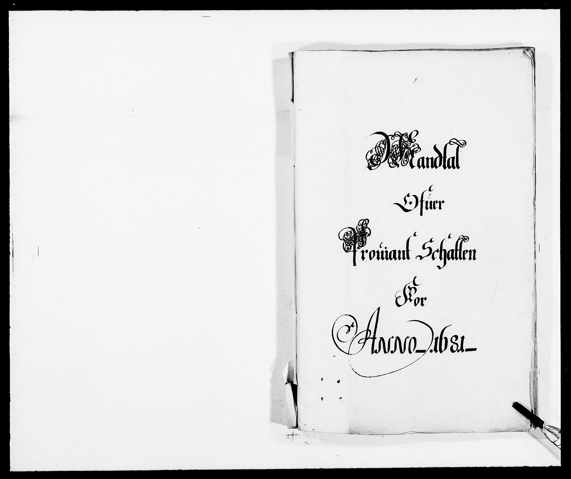 RA, Rentekammeret inntil 1814, Reviderte regnskaper, Fogderegnskap, R32/L1850: Fogderegnskap Jarlsberg grevskap, 1681, s. 134