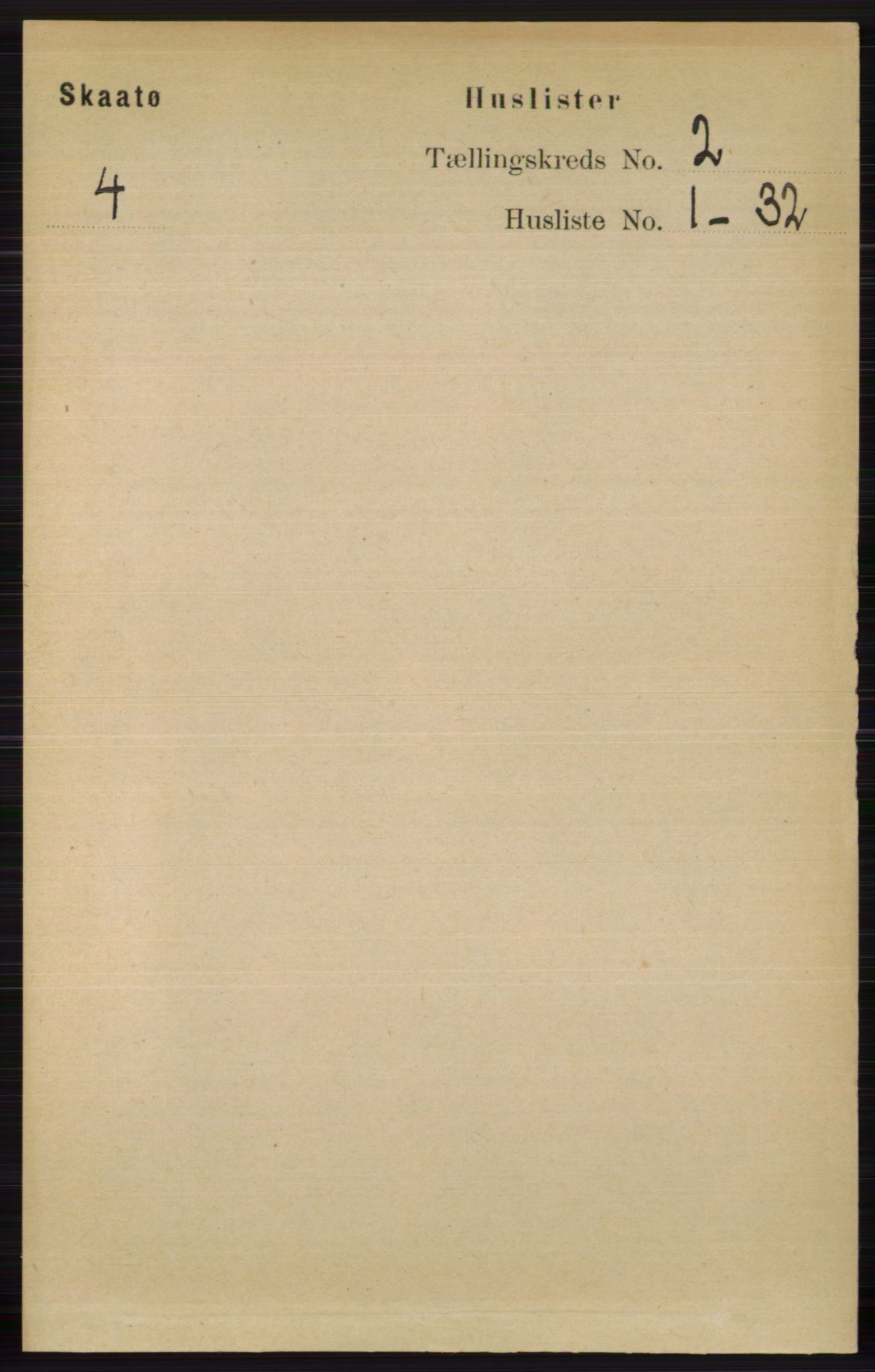 RA, Folketelling 1891 for 0815 Skåtøy herred, 1891, s. 384
