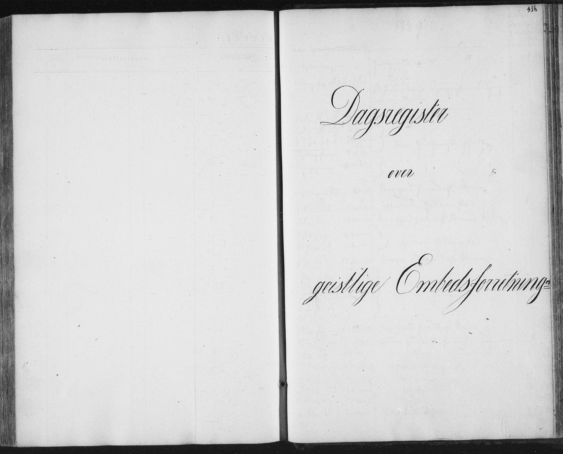 SAT, Ministerialprotokoller, klokkerbøker og fødselsregistre - Nordland, 852/L0738: Ministerialbok nr. 852A08, 1849-1865, s. 456