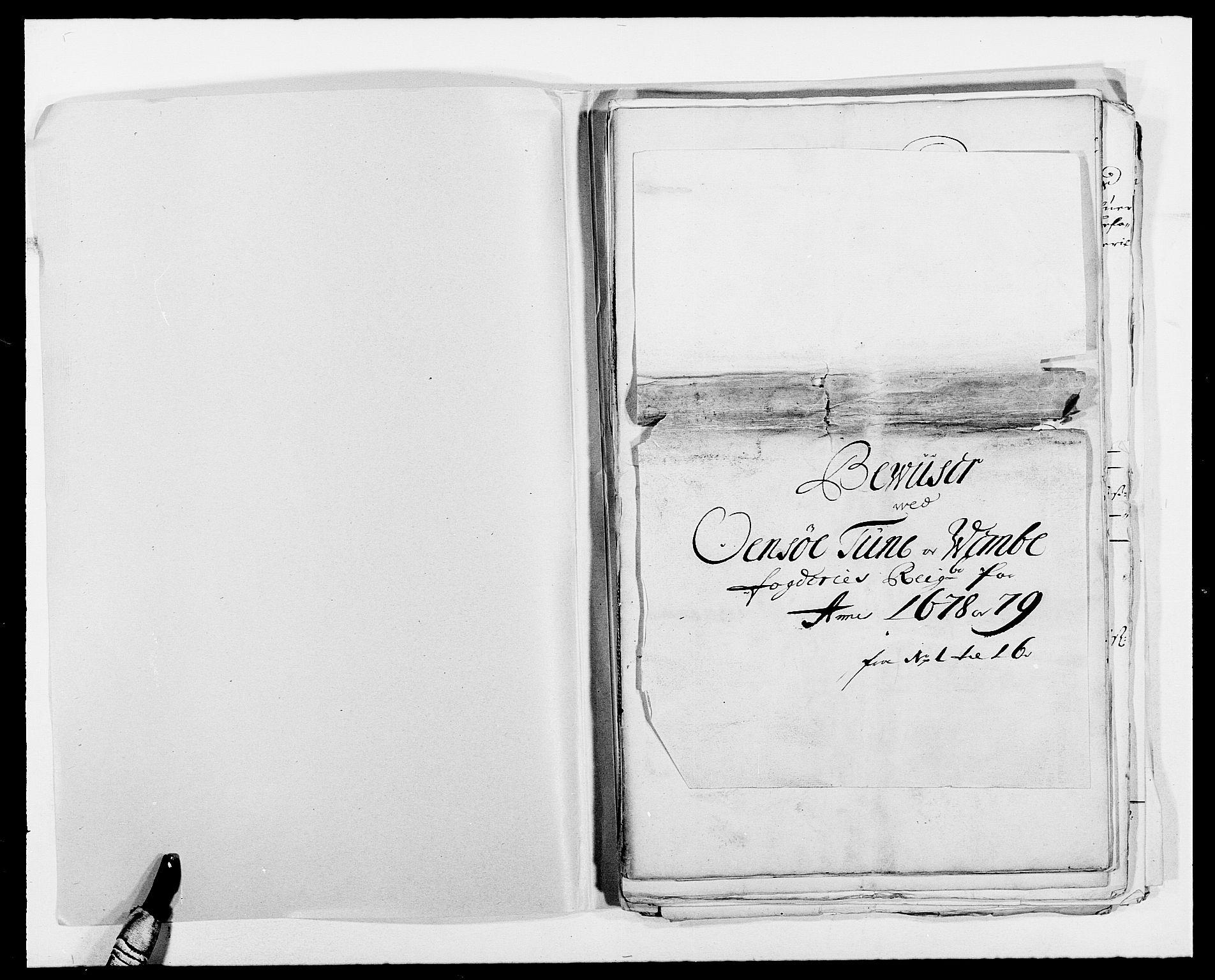 RA, Rentekammeret inntil 1814, Reviderte regnskaper, Fogderegnskap, R03/L0110: Fogderegnskap Onsøy, Tune, Veme og Åbygge fogderi, 1678-1679, s. 254