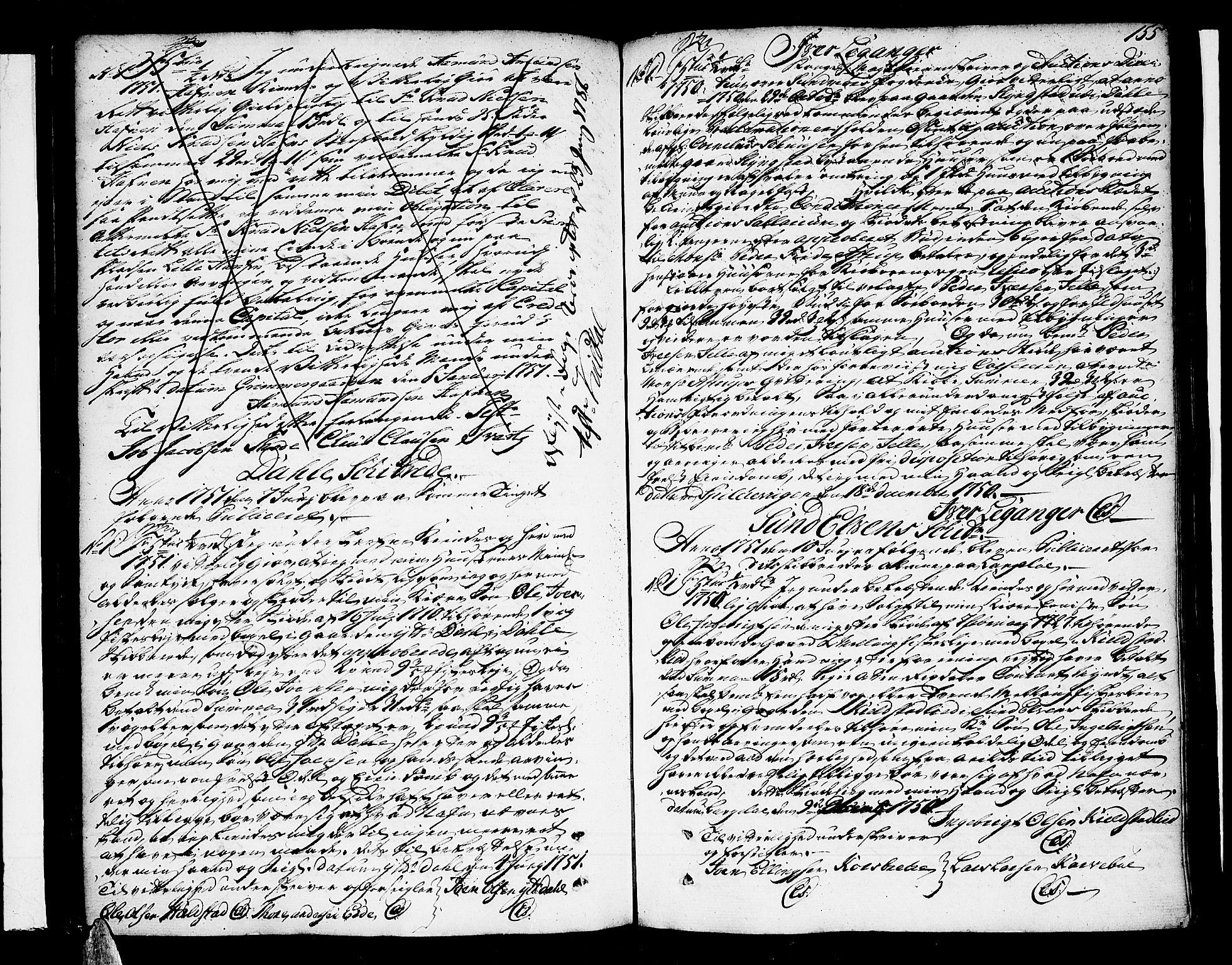 SAT, Sunnmøre sorenskriveri, 2/2C/L0003: Pantebok nr. 3A, 1744-1760, s. 155
