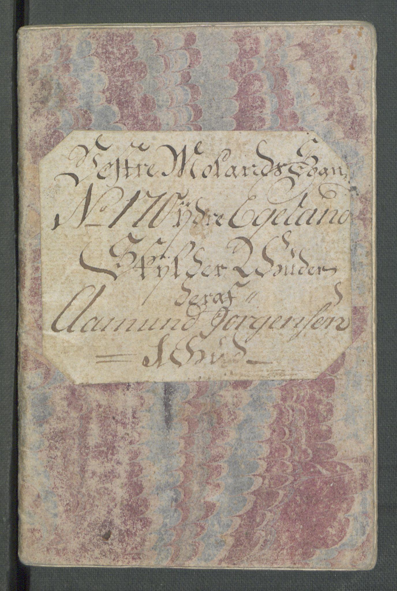 RA, Rentekammeret inntil 1814, Realistisk ordnet avdeling, Od/L0001: Oppløp, 1786-1769, s. 377
