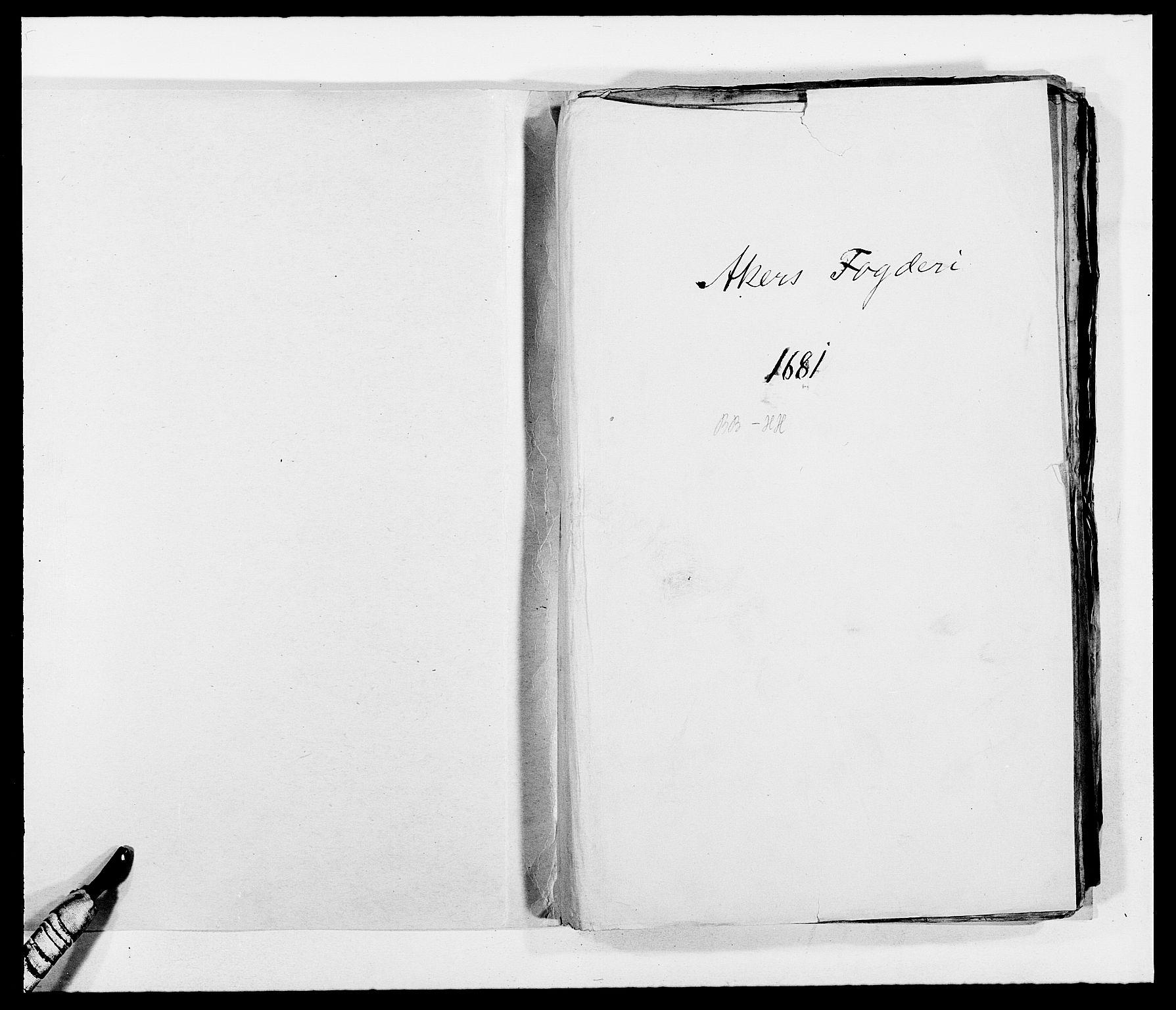 RA, Rentekammeret inntil 1814, Reviderte regnskaper, Fogderegnskap, R08/L0417: Fogderegnskap Aker, 1678-1681, s. 177