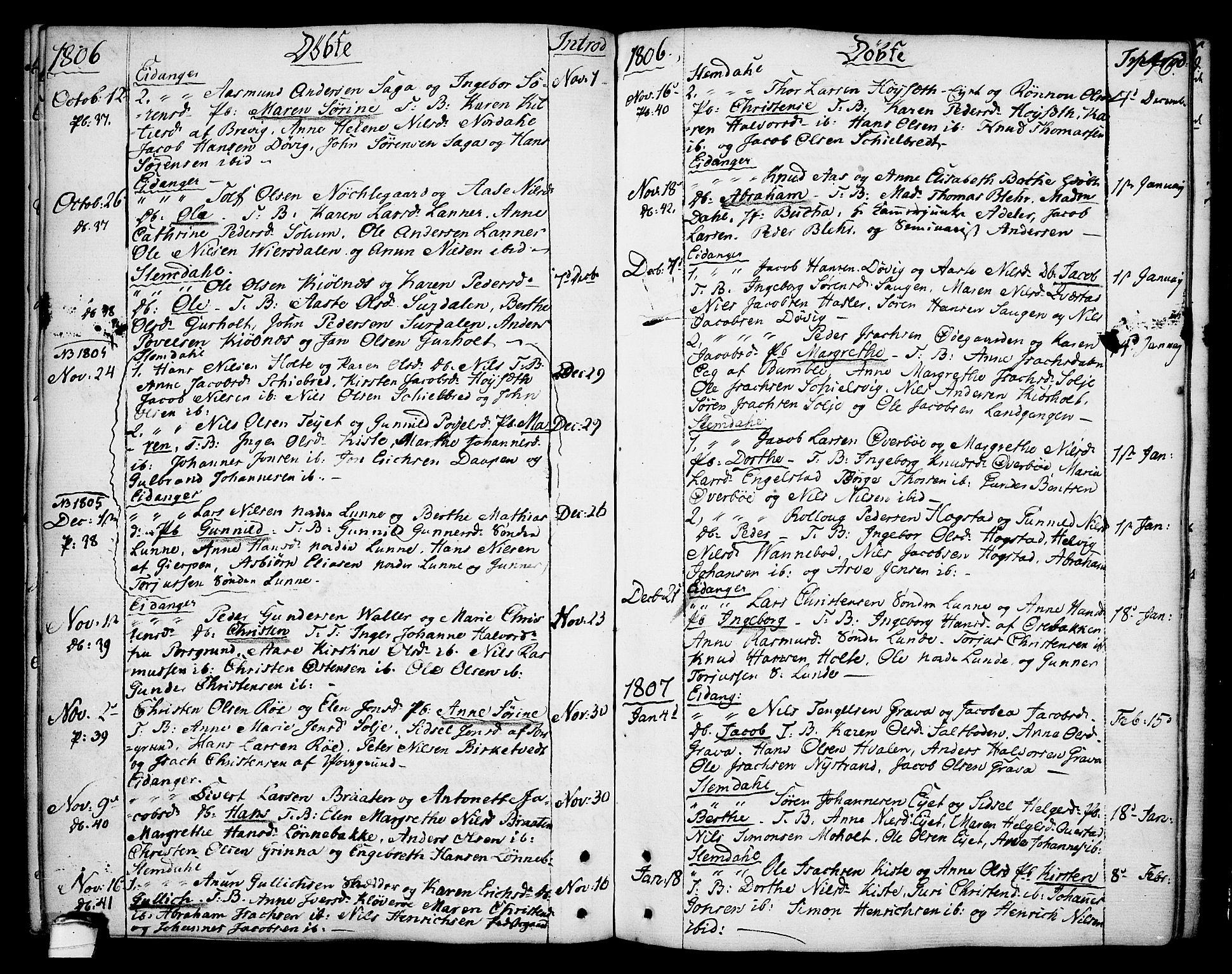 SAKO, Eidanger kirkebøker, F/Fa/L0006: Ministerialbok nr. 6, 1764-1814, s. 146