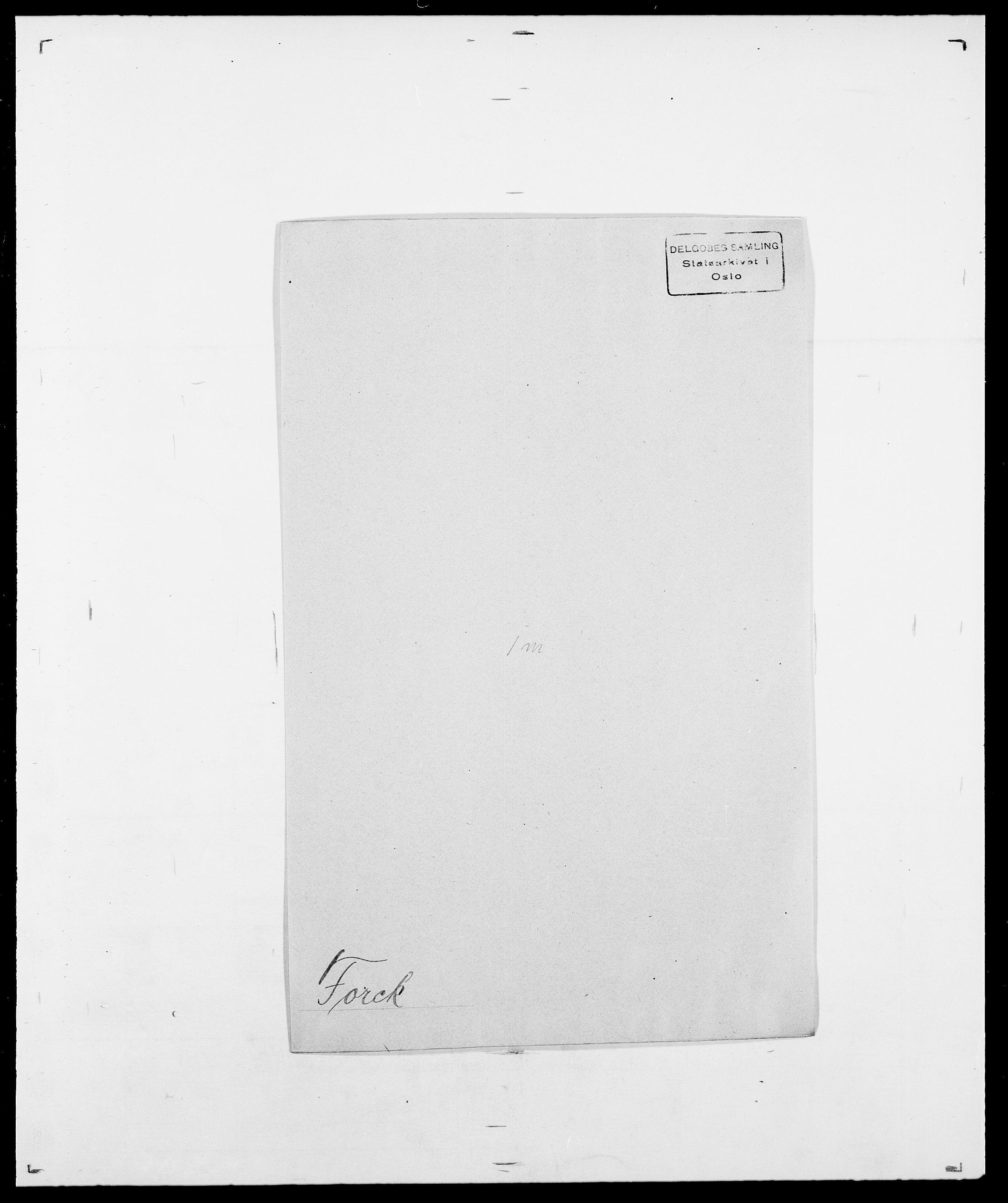 SAO, Delgobe, Charles Antoine - samling, D/Da/L0012: Flor, Floer, Flohr - Fritzner, s. 589