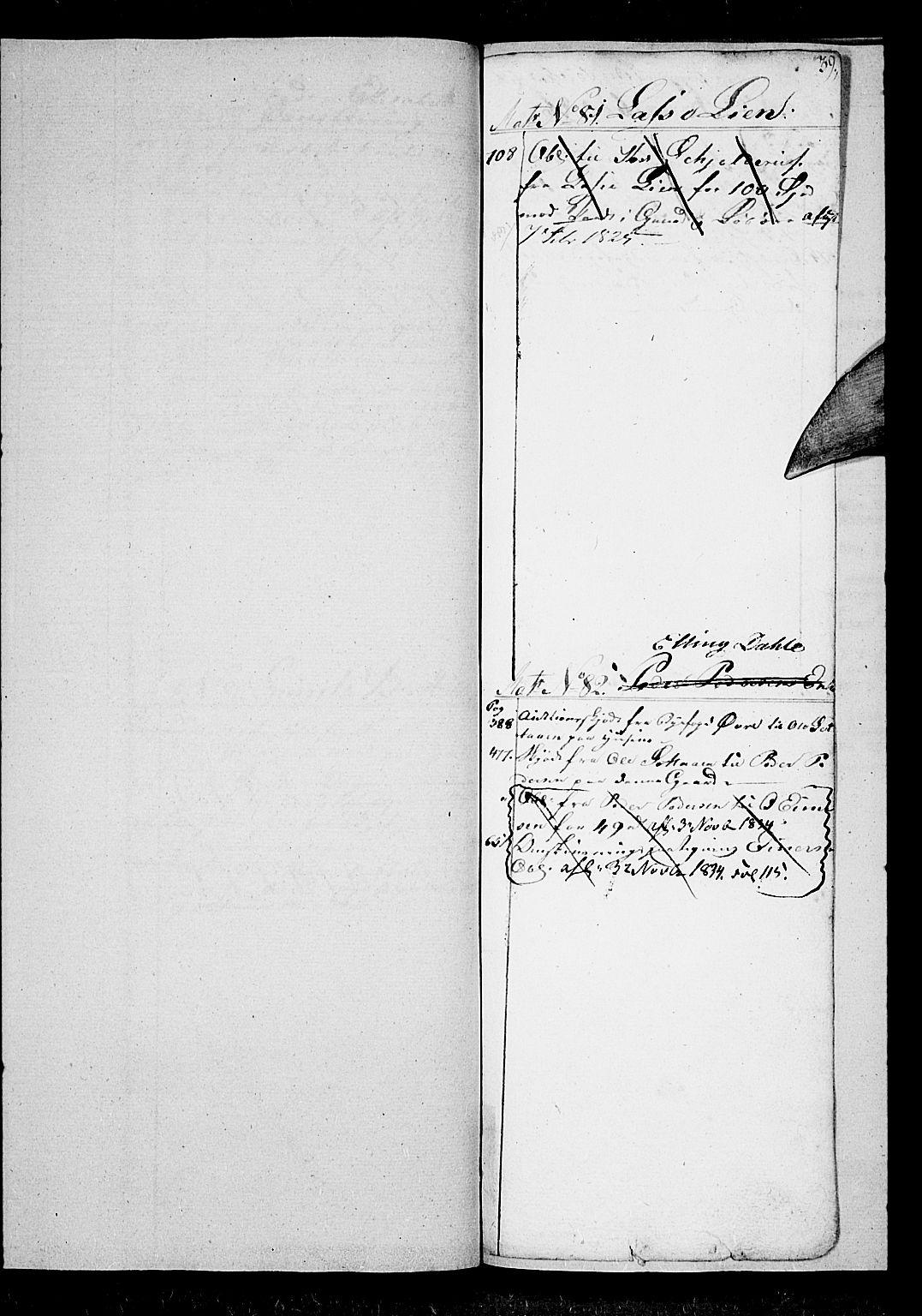 SAT, Molde byfogd, 2/2A/L0001: Panteregister nr. 1, 1790-1823, s. 39