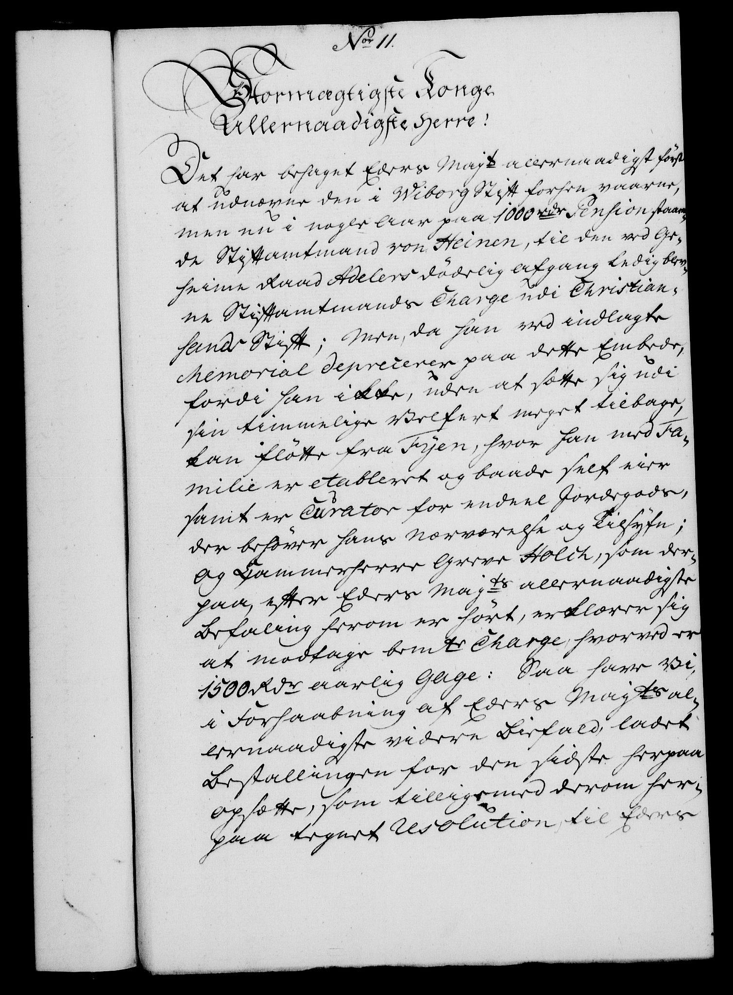 RA, Rentekammeret, Kammerkanselliet, G/Gf/Gfa/L0049: Norsk relasjons- og resolusjonsprotokoll (merket RK 52.49), 1767, s. 63