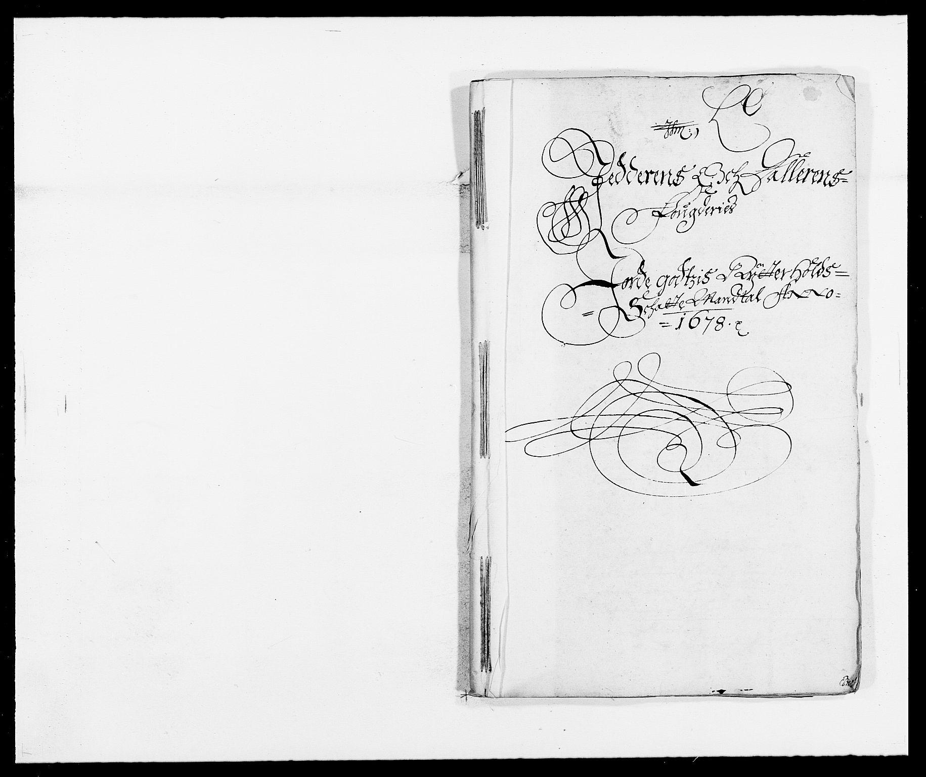 RA, Rentekammeret inntil 1814, Reviderte regnskaper, Fogderegnskap, R46/L2718: Fogderegnskap Jæren og Dalane, 1678, s. 85