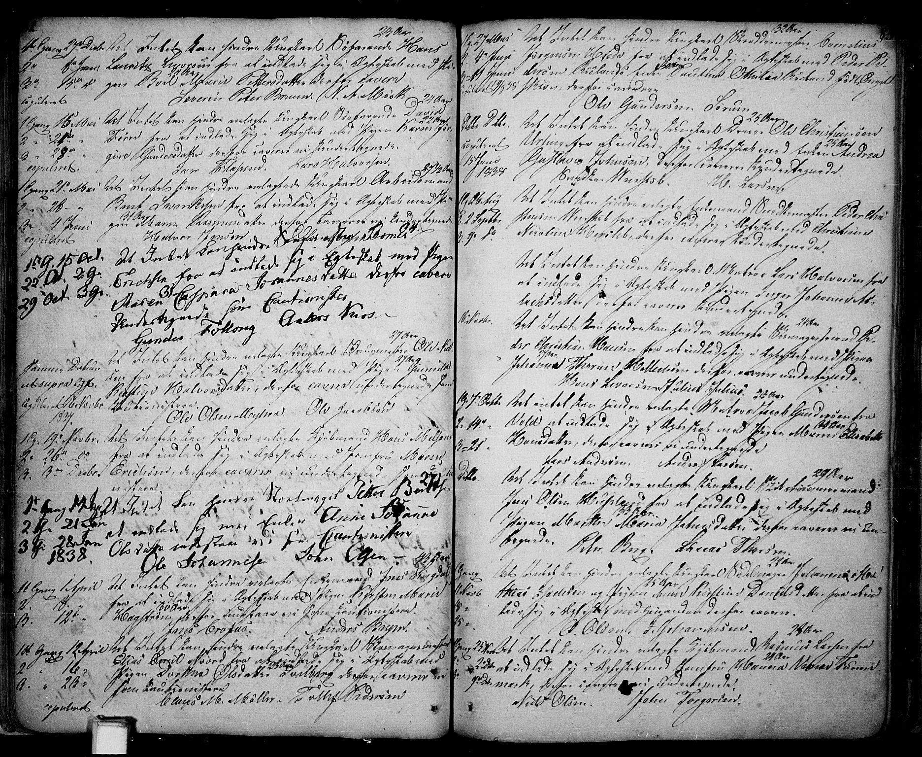 SAKO, Skien kirkebøker, F/Fa/L0004: Ministerialbok nr. 4, 1792-1814, s. 82-83