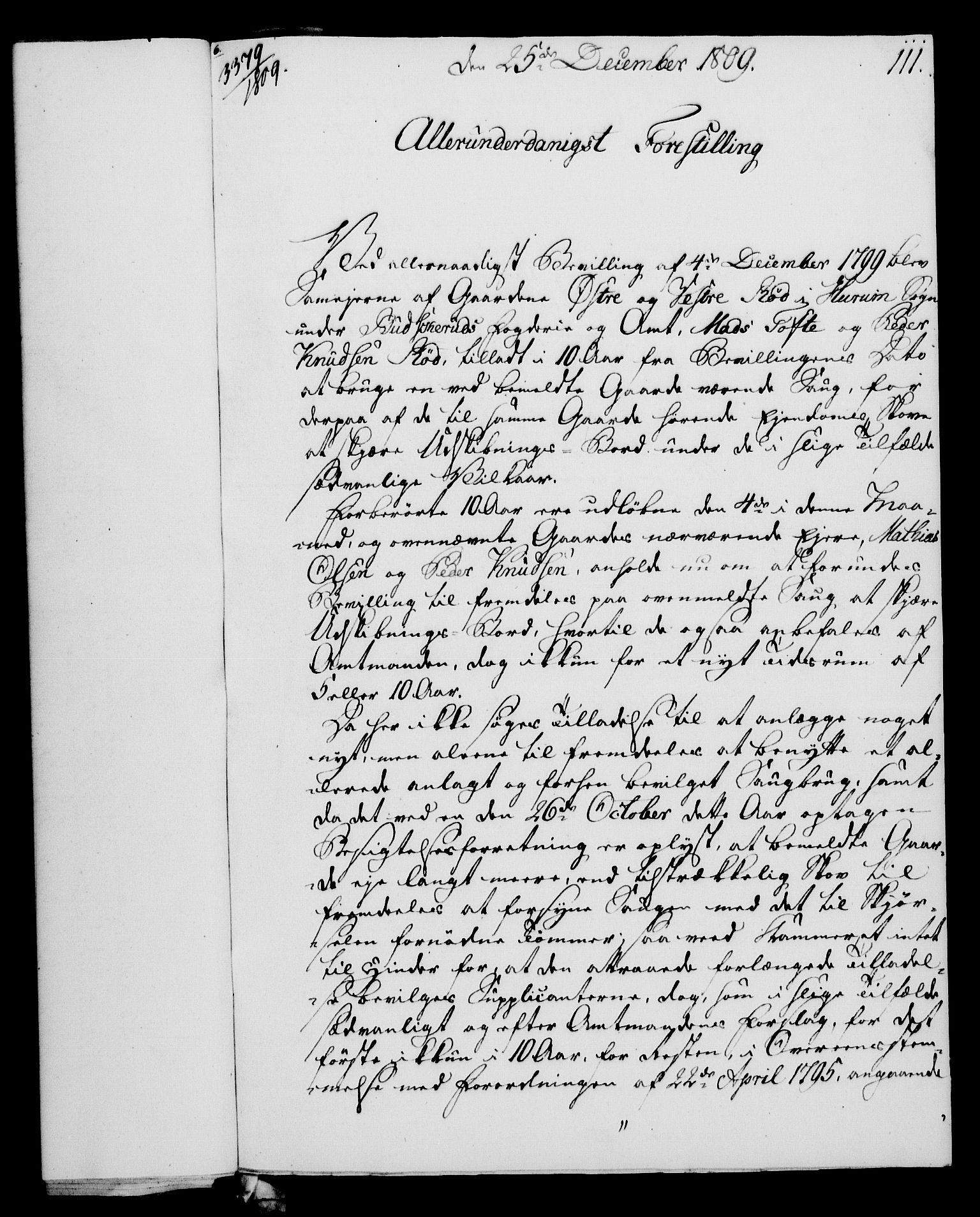RA, Rentekammeret, Kammerkanselliet, G/Gf/Gfa/L0091: Norsk relasjons- og resolusjonsprotokoll (merket RK 52.91), 1809, s. 456