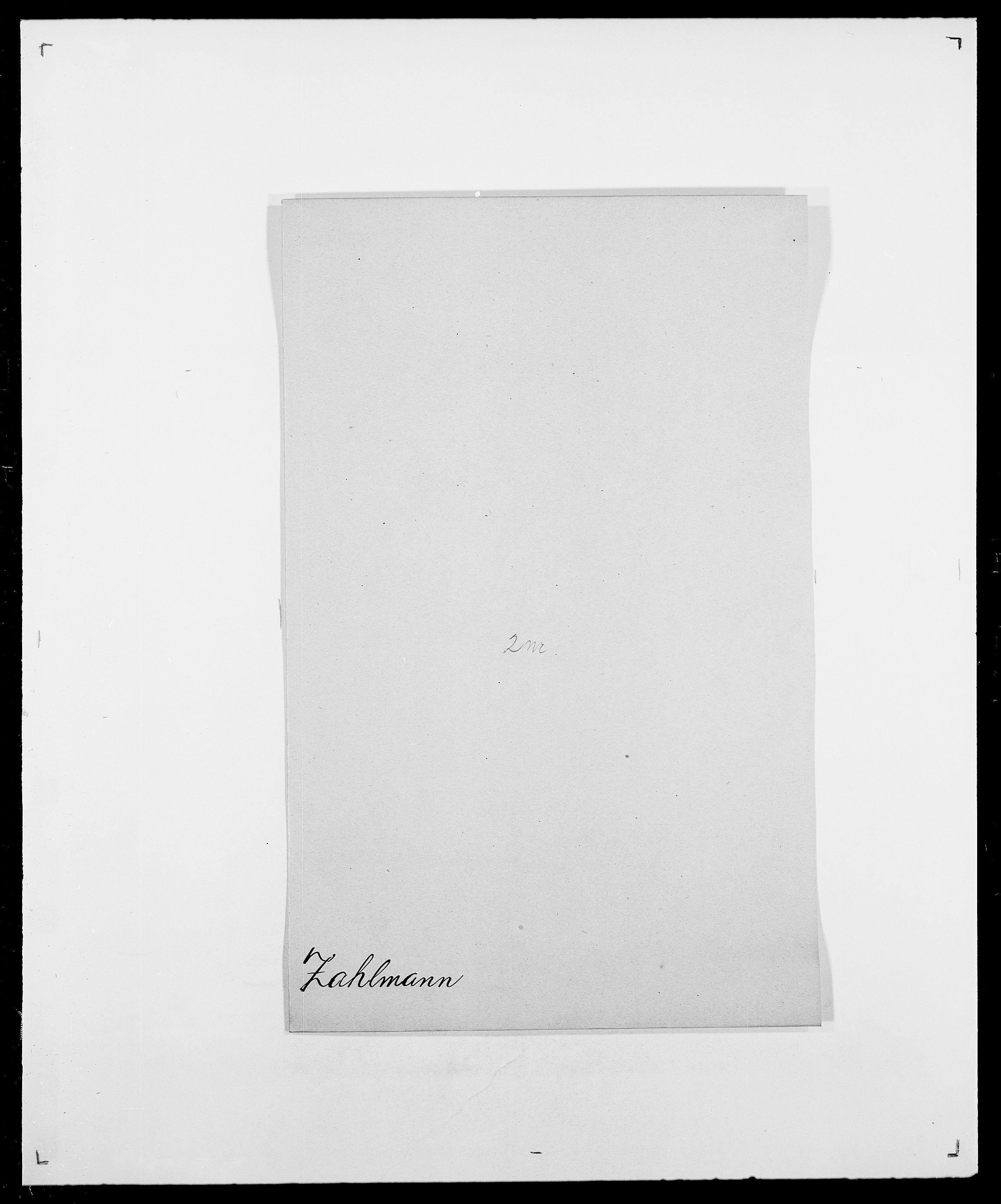 SAO, Delgobe, Charles Antoine - samling, D/Da/L0043: Wulfsberg - v. Zanten, s. 79