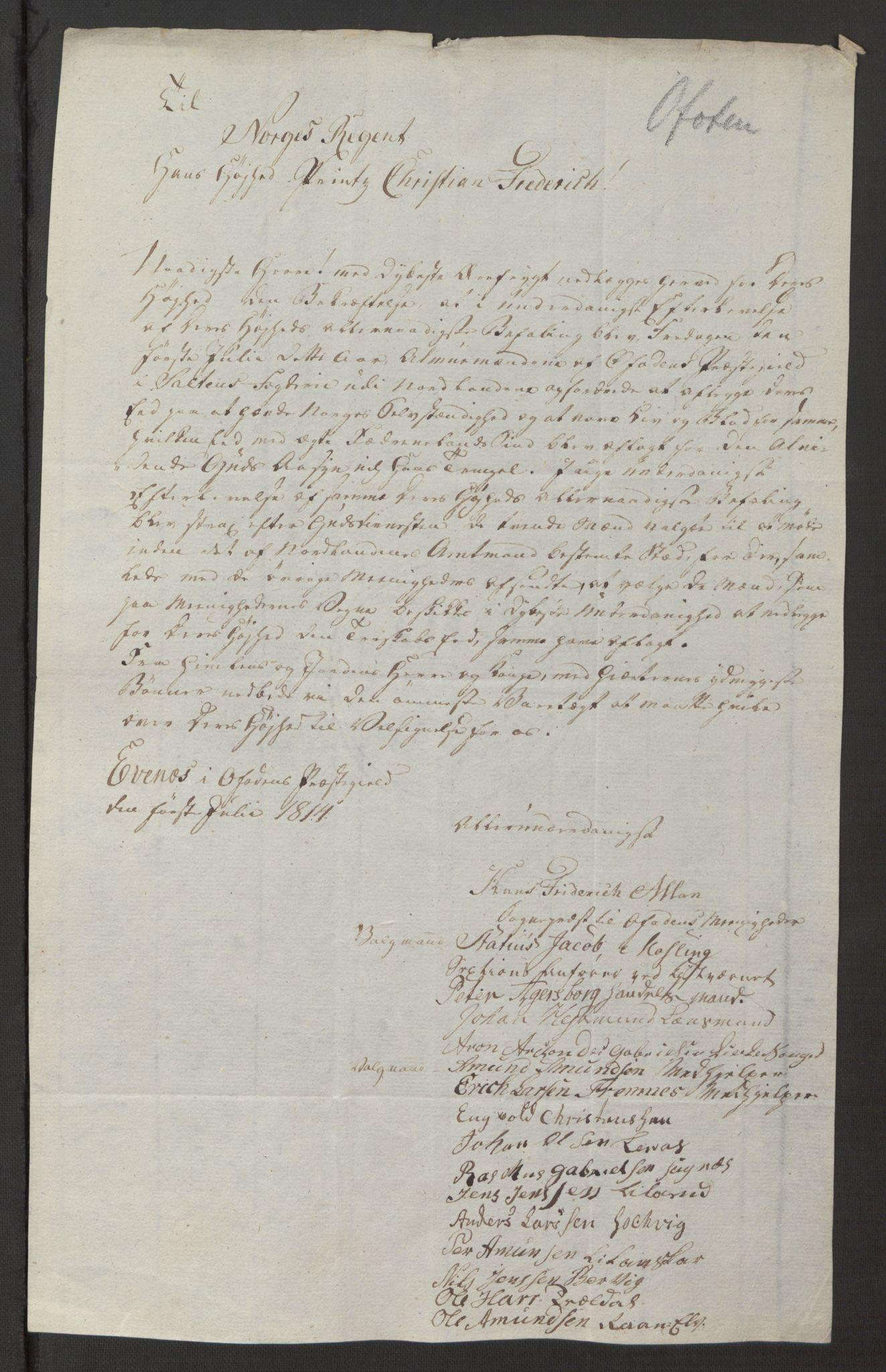 SAT, Nordland amt/fylke*, 1814, s. 38
