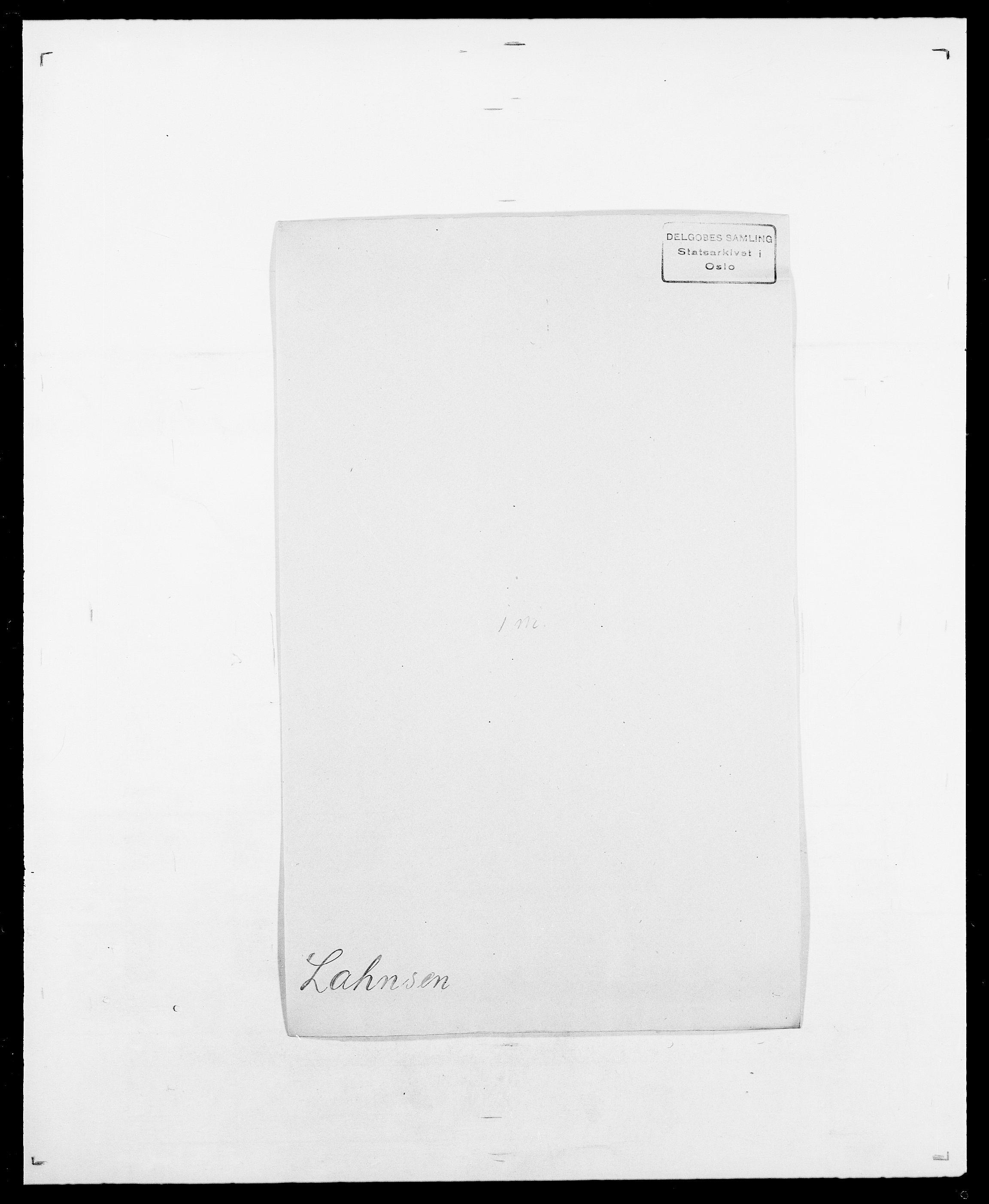 SAO, Delgobe, Charles Antoine - samling, D/Da/L0022: Krog - Lasteen, s. 403
