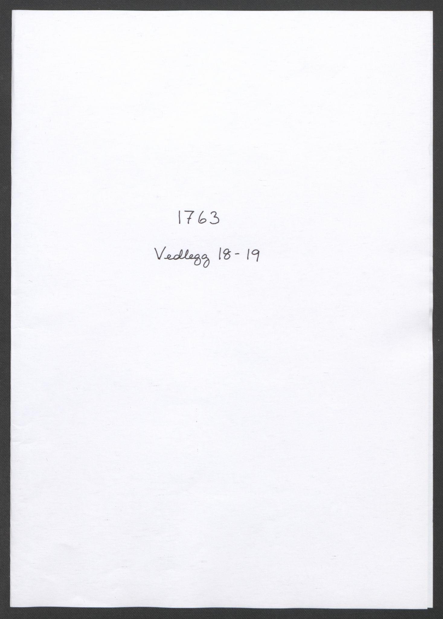 RA, Rentekammeret inntil 1814, Reviderte regnskaper, Fogderegnskap, R11/L0688: Ekstraskatten Nedre Romerike, 1763, s. 327