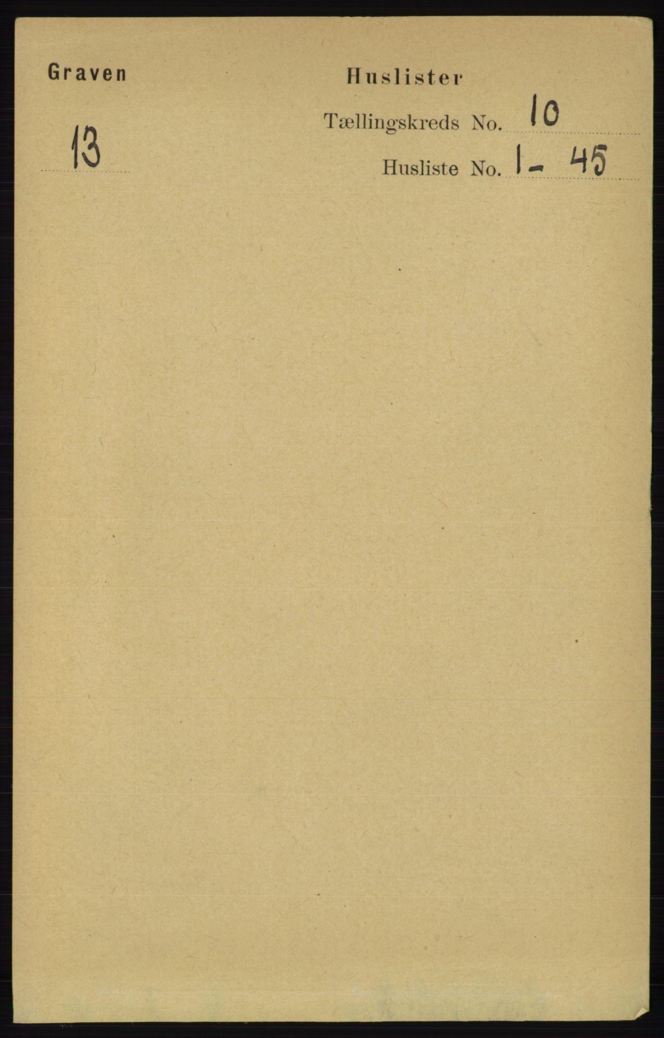 RA, Folketelling 1891 for 1233 Ulvik herred, 1891, s. 3184