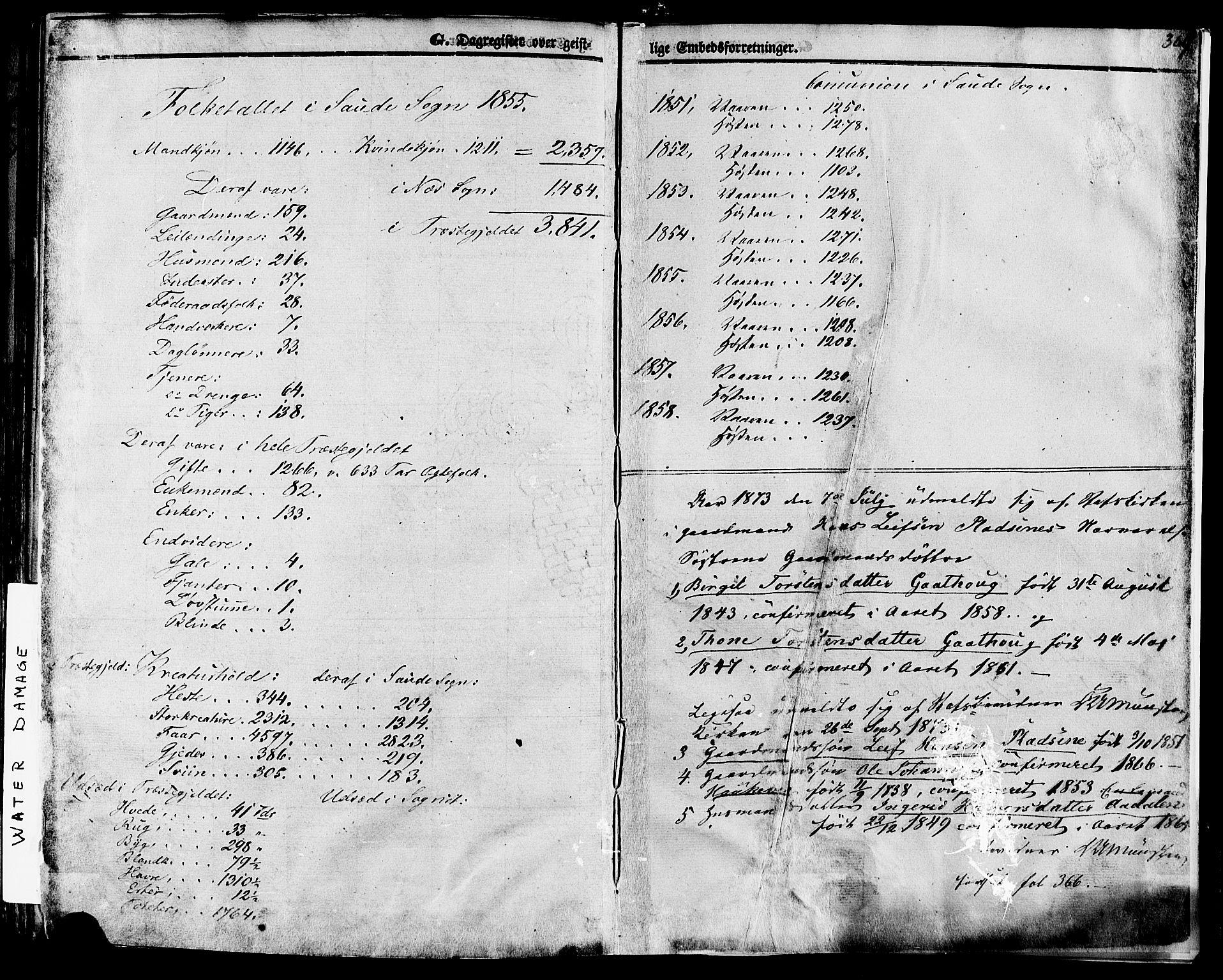 SAKO, Sauherad kirkebøker, F/Fa/L0007: Ministerialbok nr. I 7, 1851-1873, s. 369
