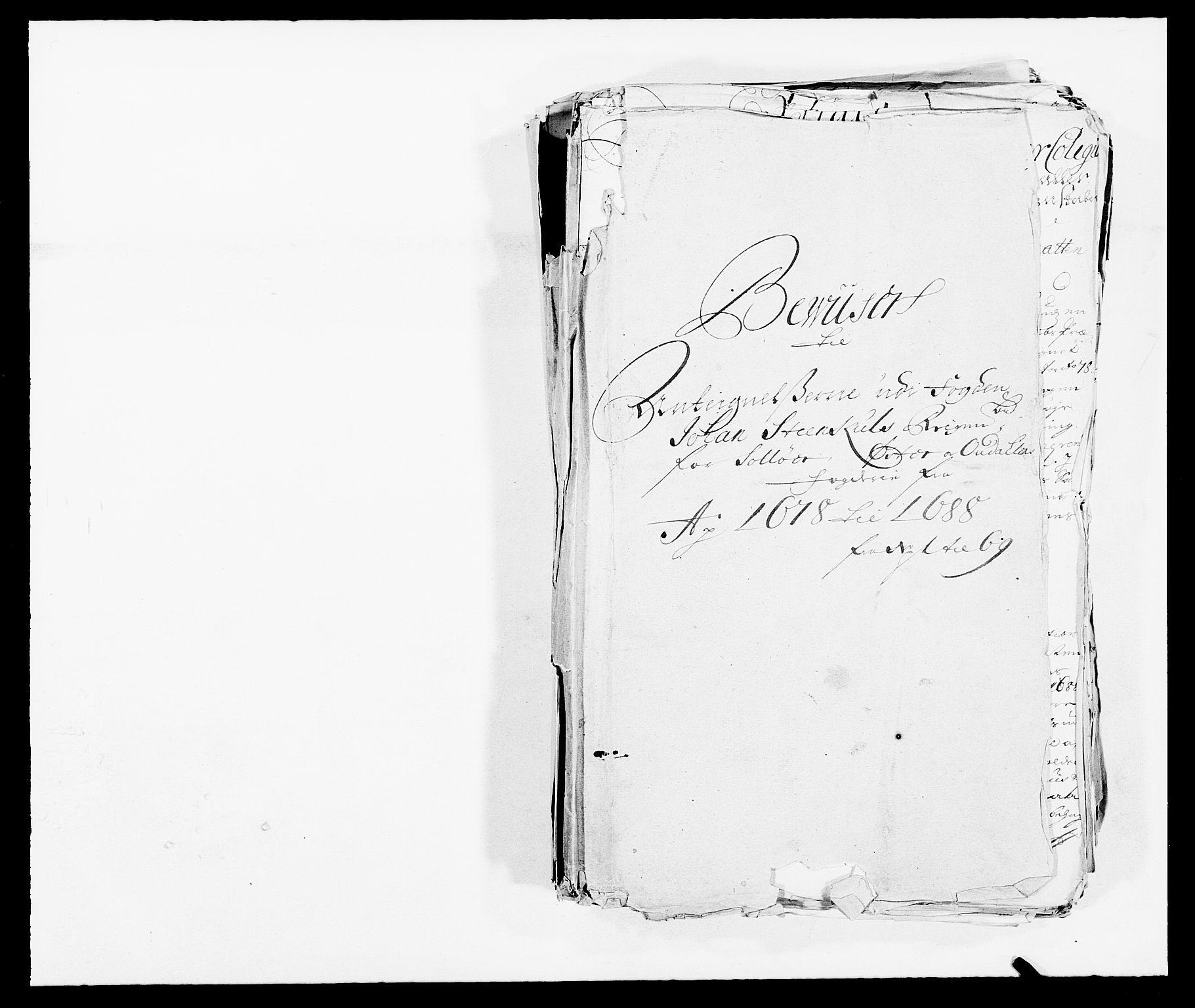 RA, Rentekammeret inntil 1814, Reviderte regnskaper, Fogderegnskap, R13/L0825: Fogderegnskap Solør, Odal og Østerdal, 1688, s. 278