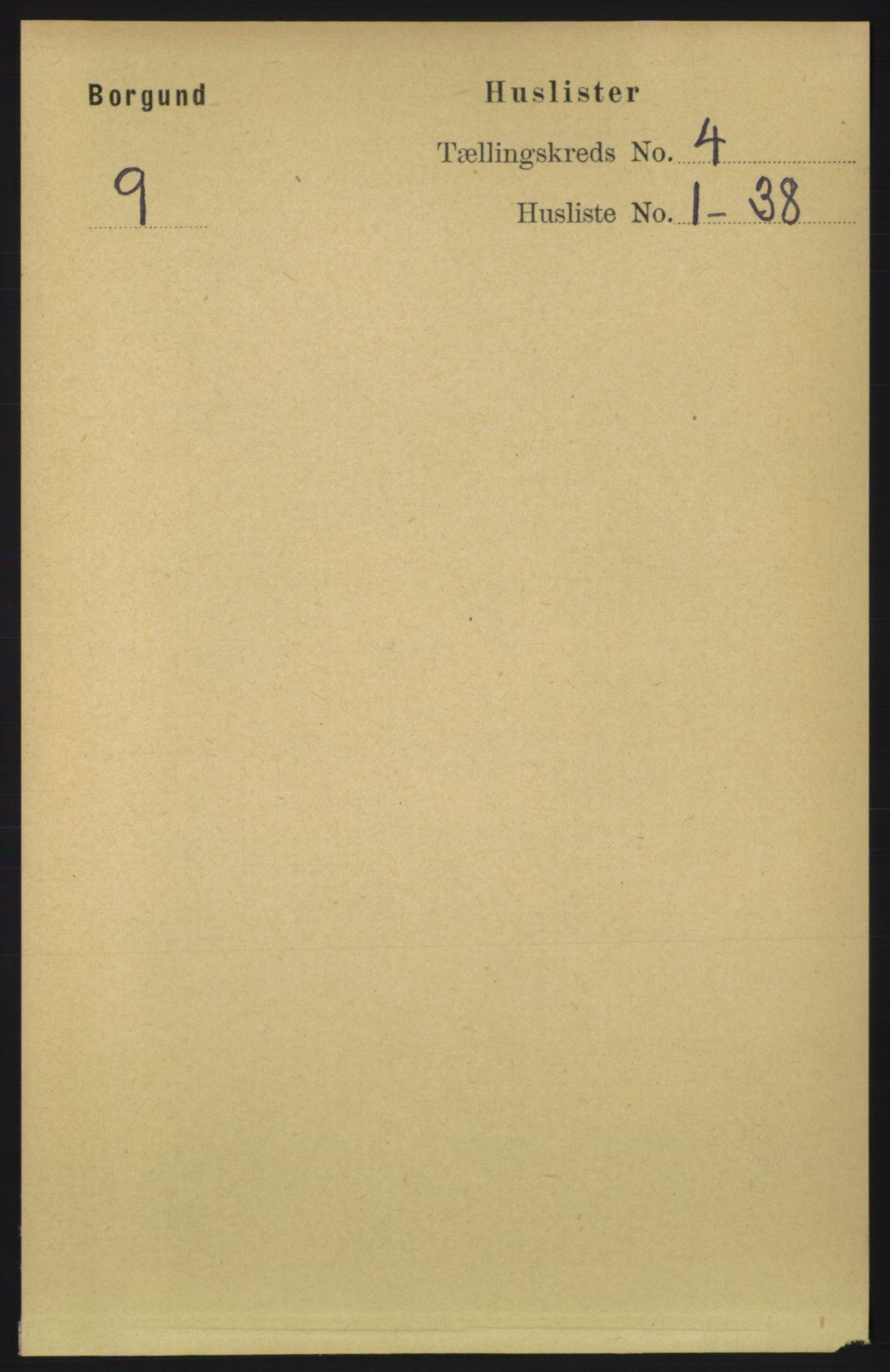 RA, Folketelling 1891 for 1531 Borgund herred, 1891, s. 959