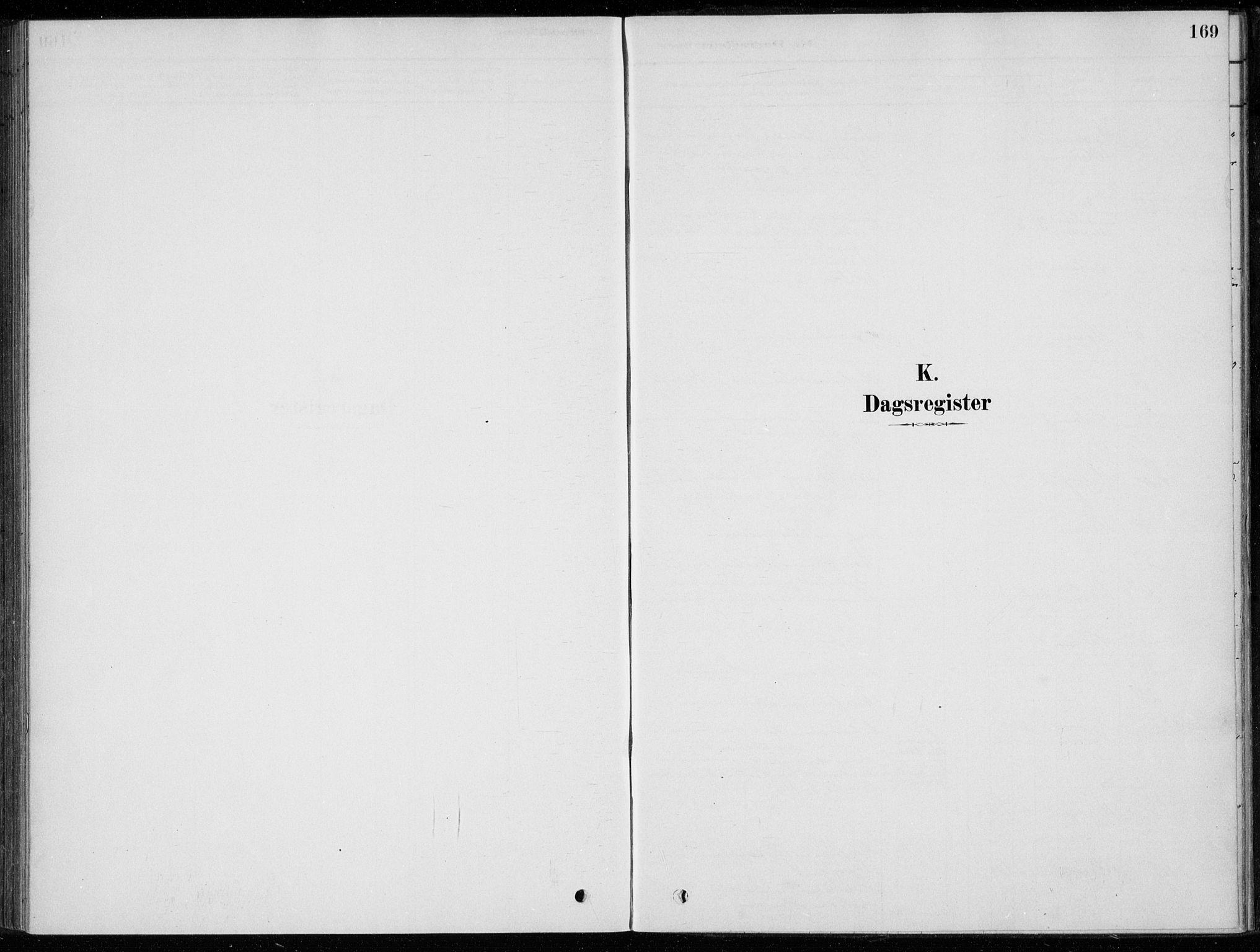SAKO, Sigdal kirkebøker, F/Fc/L0001: Ministerialbok nr. III 1, 1879-1893, s. 169