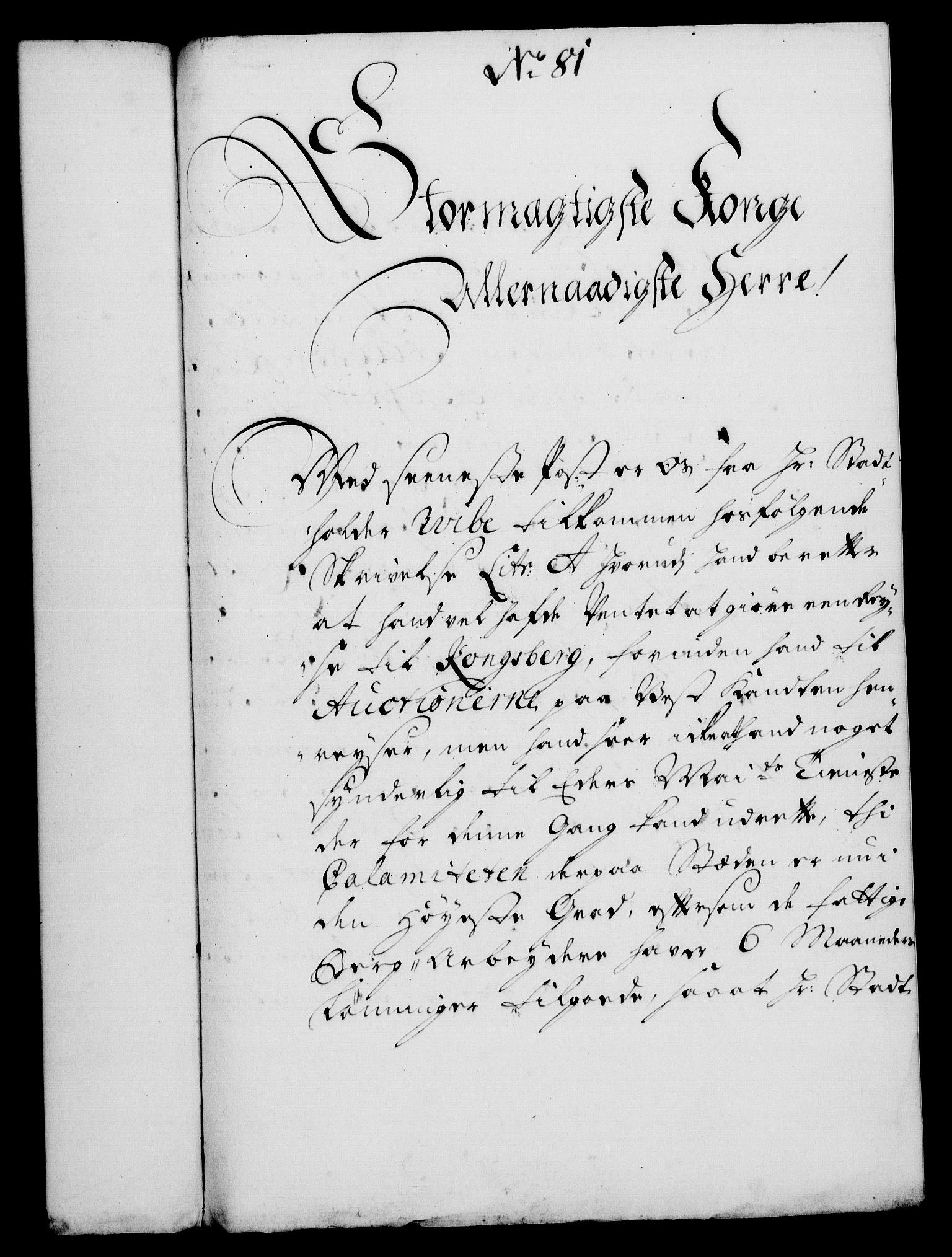 RA, Rentekammeret, Kammerkanselliet, G/Gf/Gfa/L0010: Norsk relasjons- og resolusjonsprotokoll (merket RK 52.10), 1727, s. 575