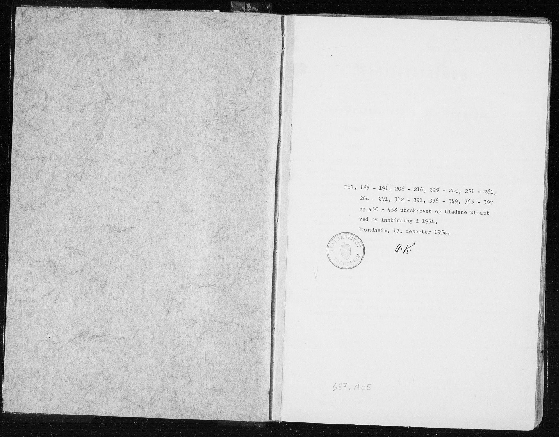 SAT, Ministerialprotokoller, klokkerbøker og fødselsregistre - Sør-Trøndelag, 687/L0998: Ministerialbok nr. 687A05 /2, 1843-1849