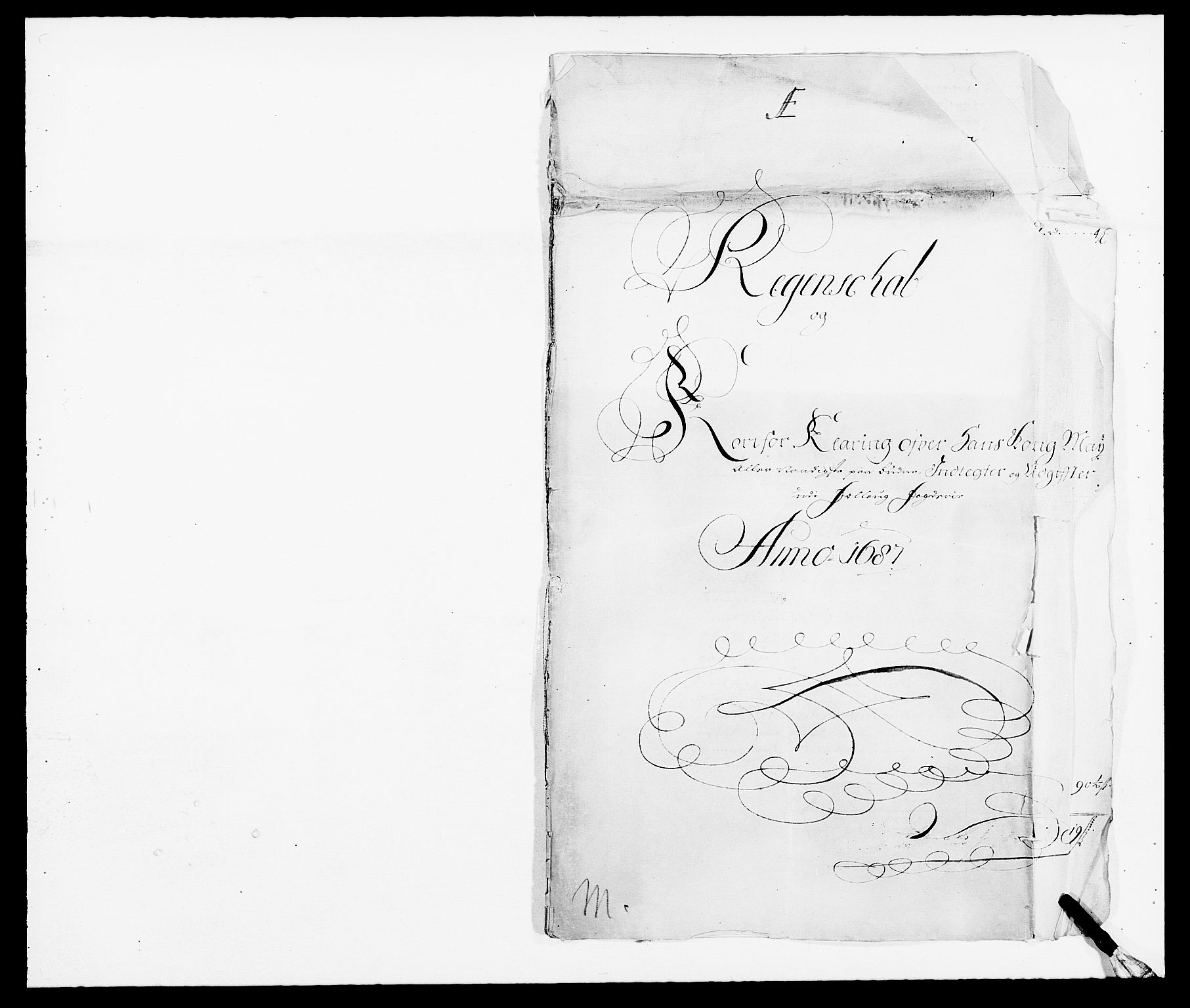 RA, Rentekammeret inntil 1814, Reviderte regnskaper, Fogderegnskap, R09/L0434: Fogderegnskap Follo, 1687-1688, s. 2