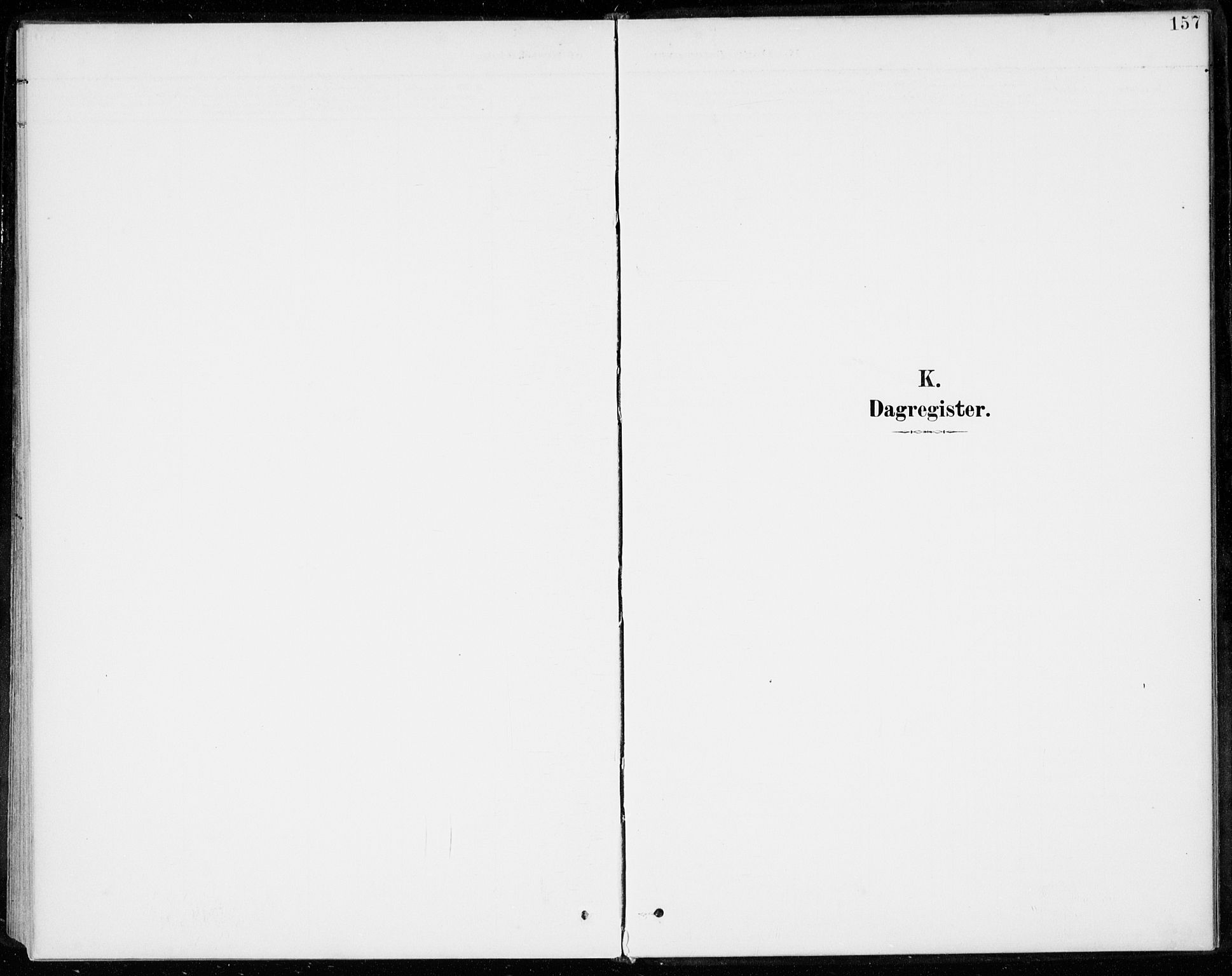SAKO, Sigdal kirkebøker, F/Fc/L0002: Ministerialbok nr. III 2, 1894-1911, s. 157