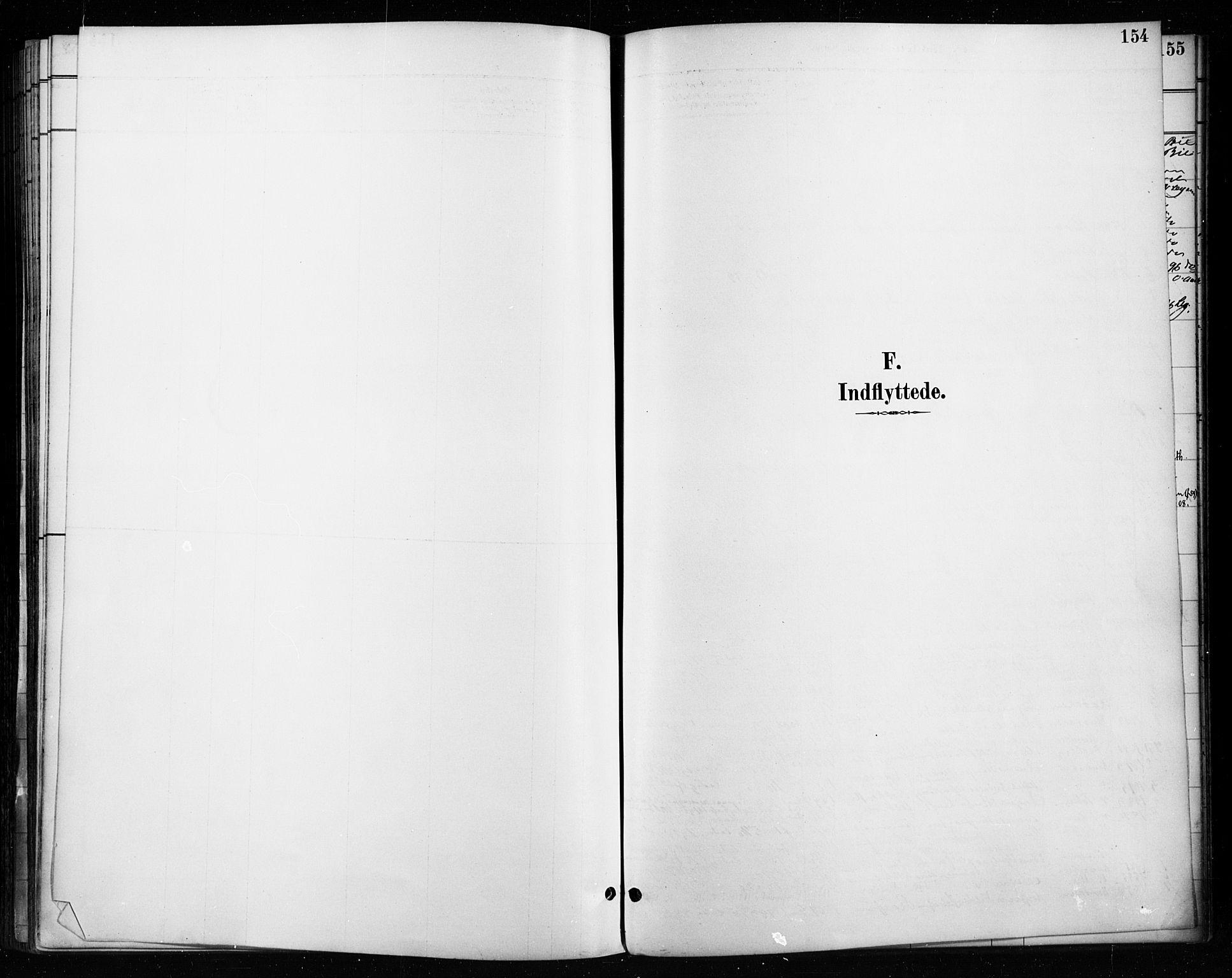 SAH, Gran prestekontor, Ministerialbok nr. 18, 1889-1899, s. 154