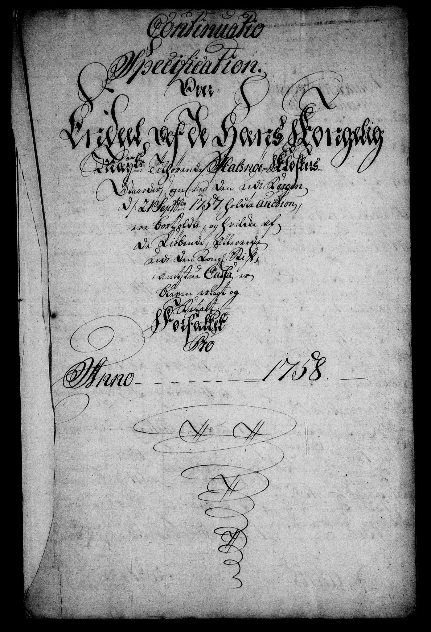RA, Rentekammeret inntil 1814, Realistisk ordnet avdeling, On/L0005: [Jj 6]: Forskjellige dokumenter om Halsnøy klosters gods, 1697-1770, s. 642