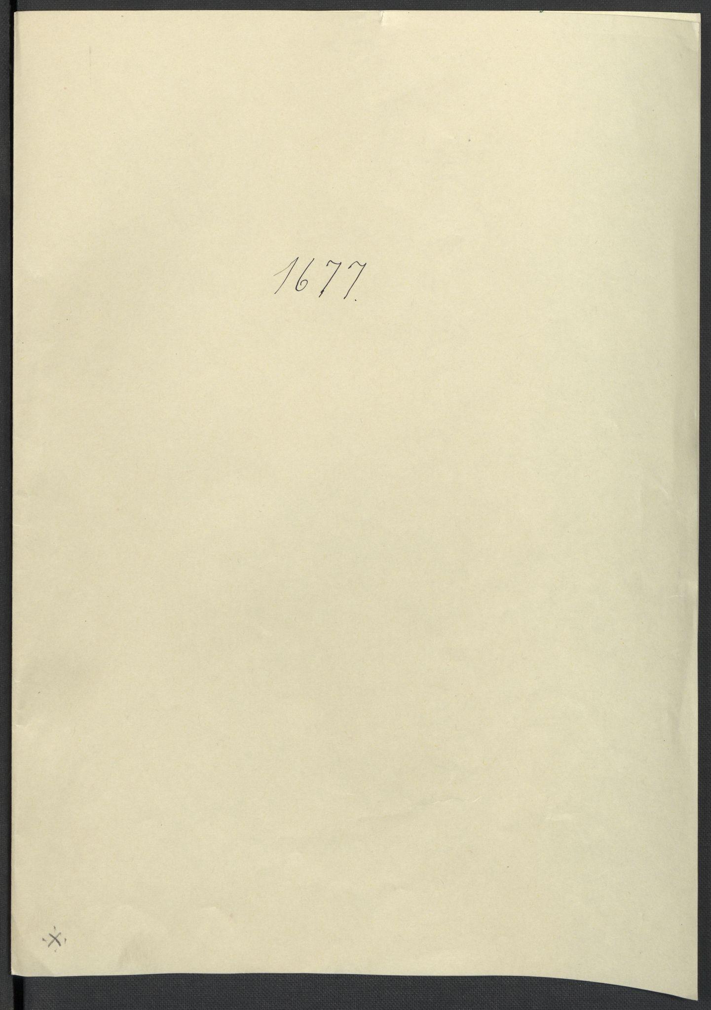 RA, Rentekammeret inntil 1814, Reviderte regnskaper, Fogderegnskap, R13/L0813: Fogderegnskap Solør, Odal og Østerdal, 1677, s. 331