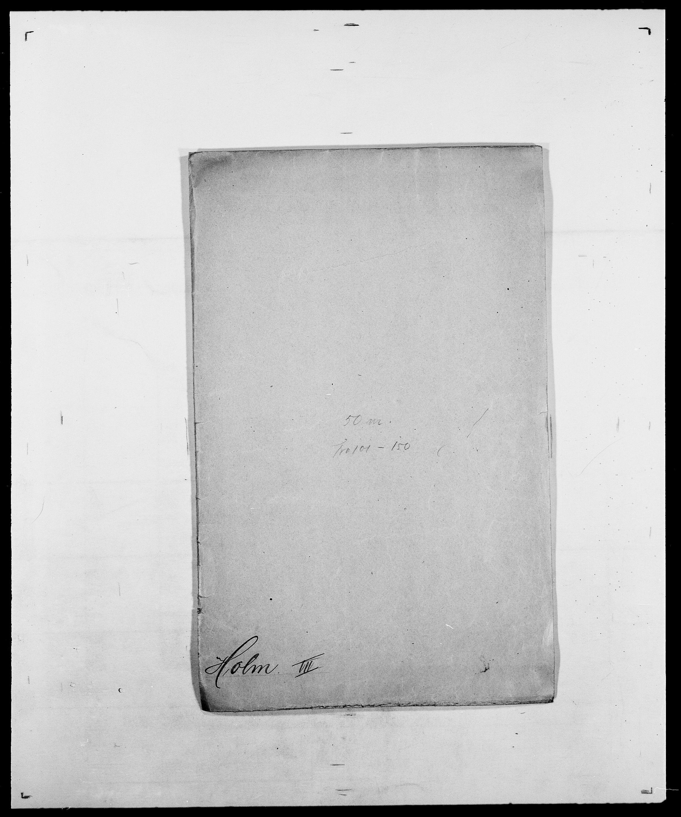 SAO, Delgobe, Charles Antoine - samling, D/Da/L0018: Hoch - Howert, s. 369