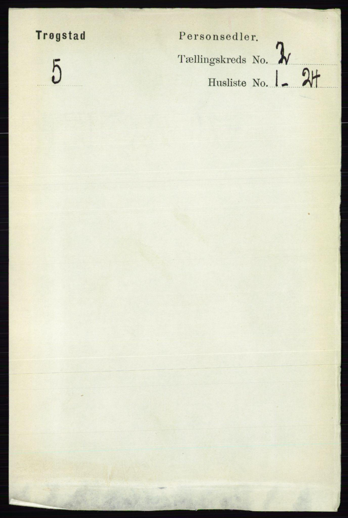 RA, Folketelling 1891 for 0122 Trøgstad herred, 1891, s. 547